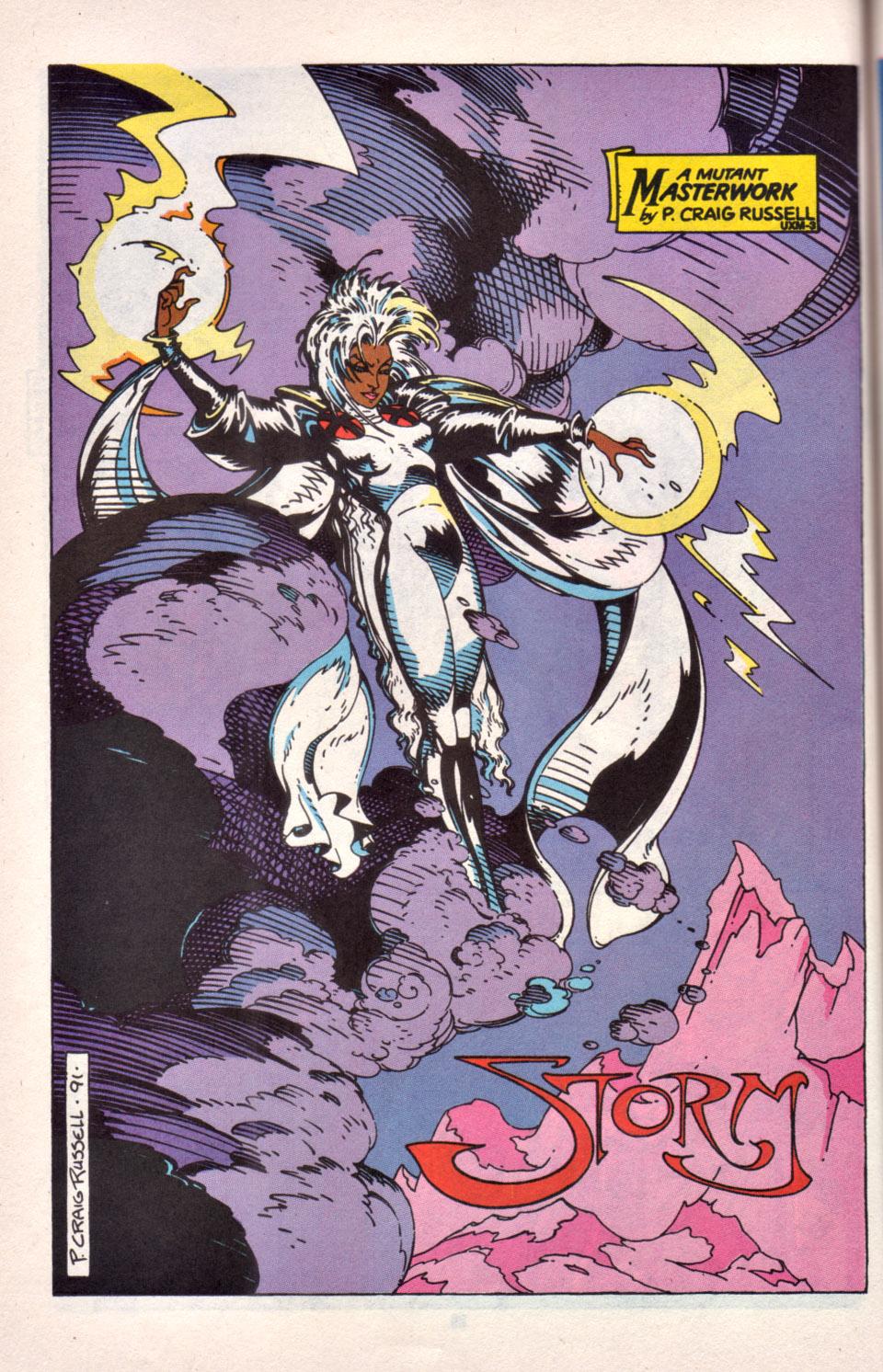 Read online Uncanny X-Men (1963) comic -  Issue # _Annual 16 - 45