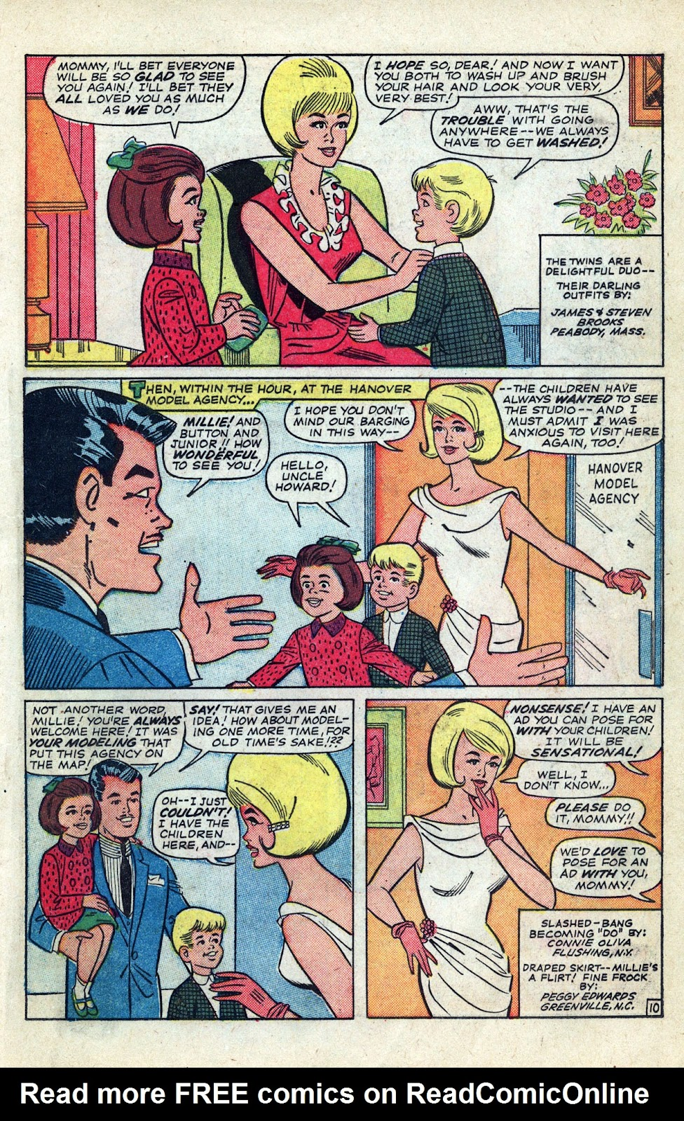Read online Millie the Model comic -  Issue # Annual 3 - 69