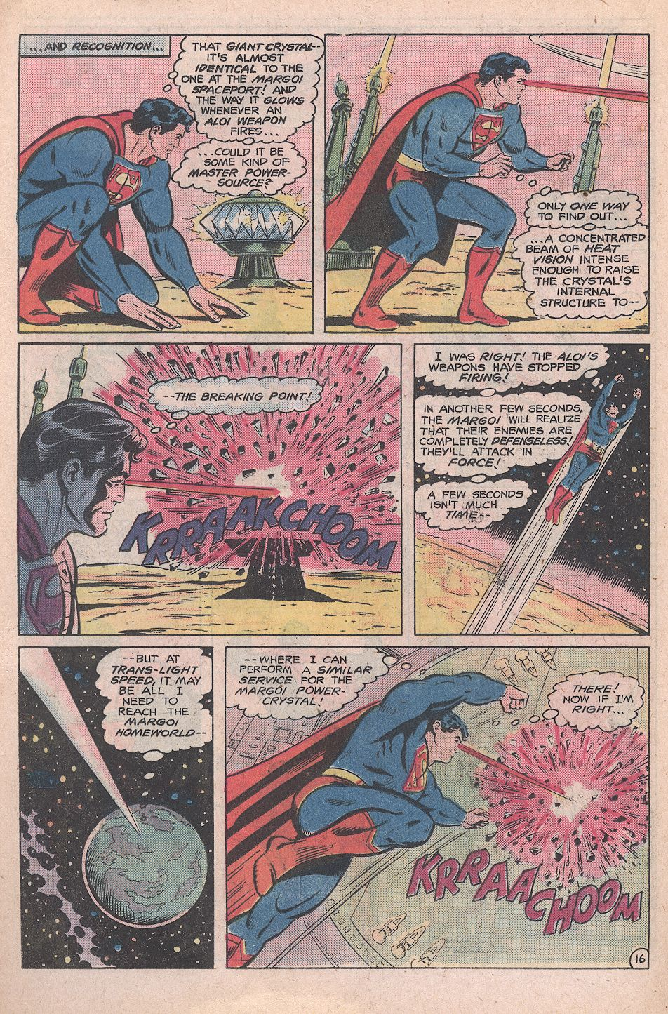 Read online Action Comics (1938) comic -  Issue #517 - 22