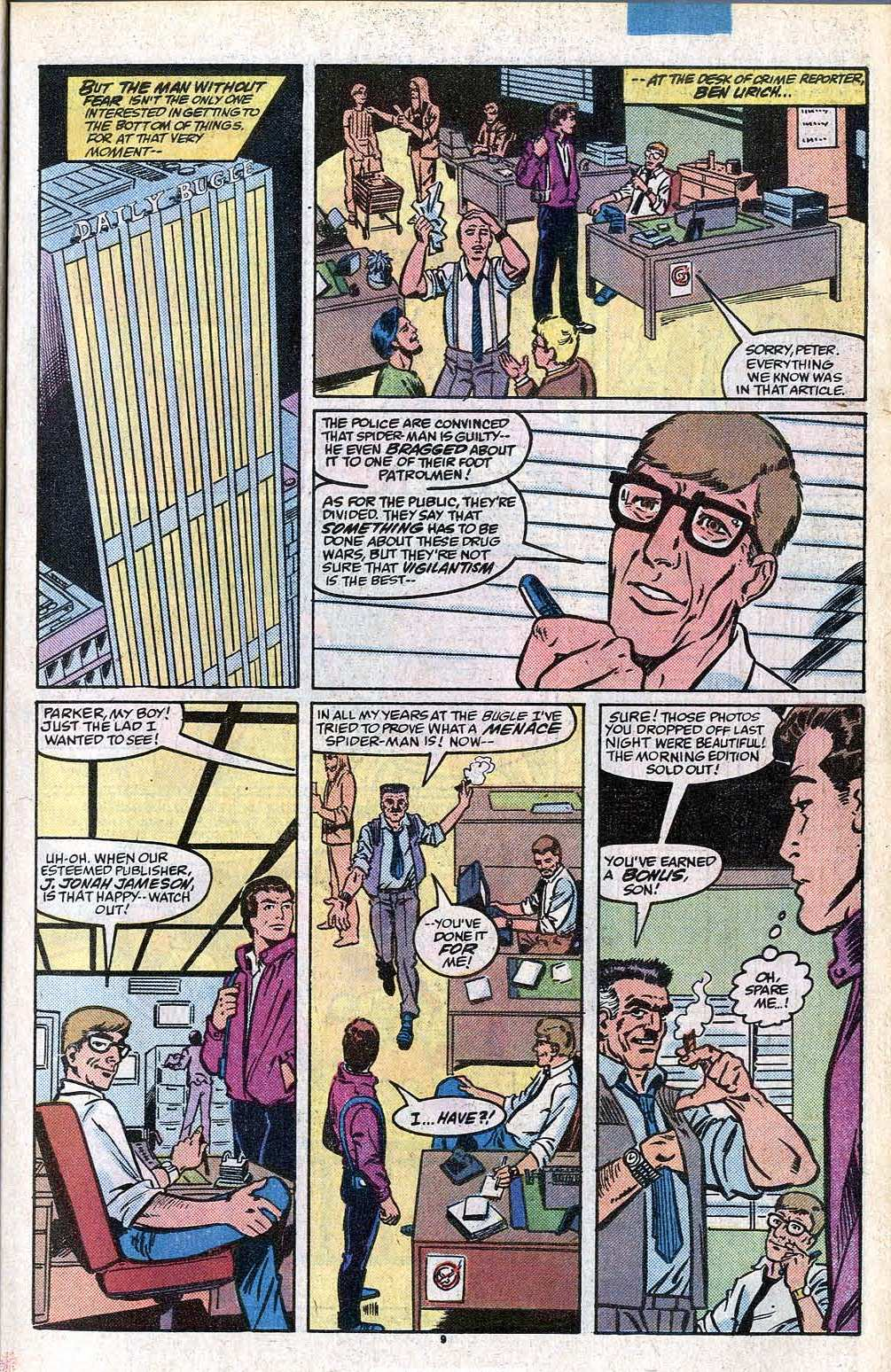 The Amazing Spider-Man (1963) _Annual_22 Page 10