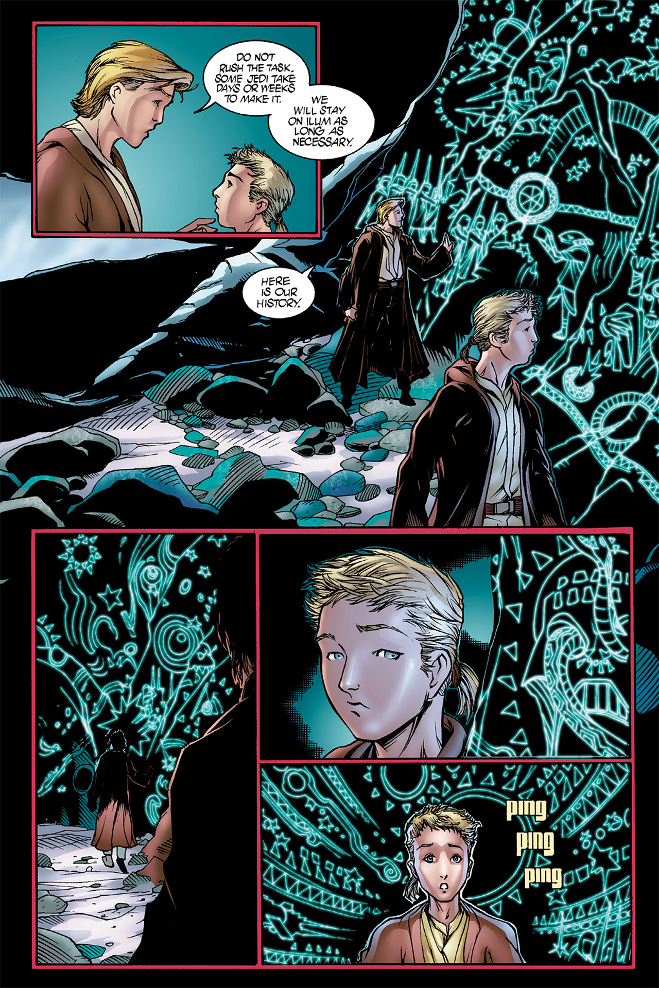 Read online Star Wars Omnibus comic -  Issue # Vol. 10 - 132