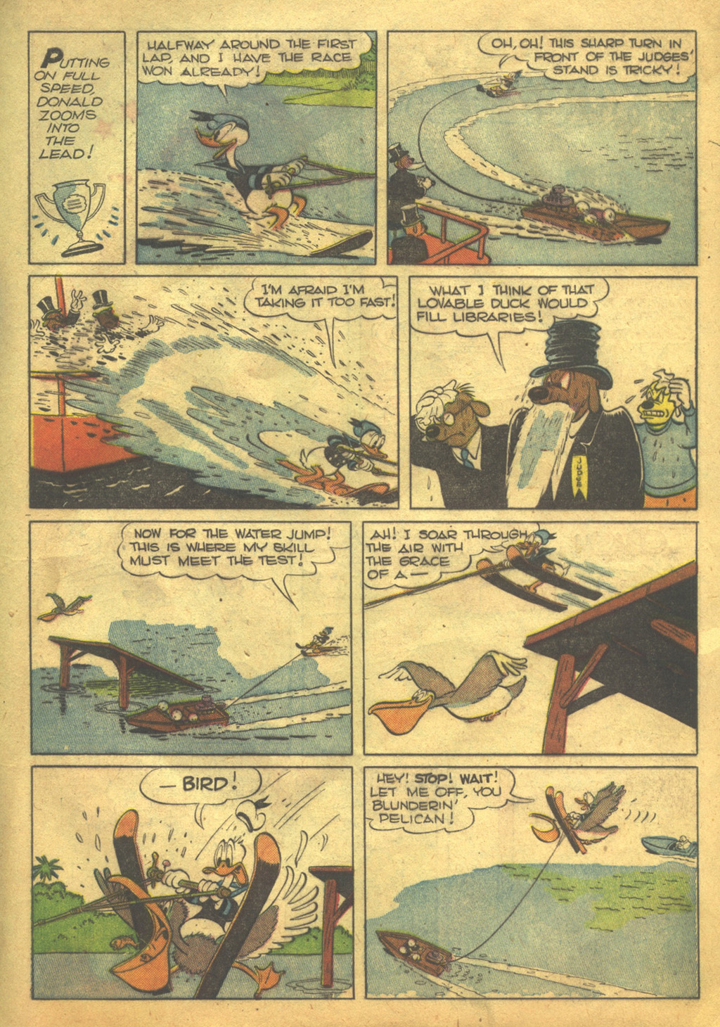 Walt Disney's Comics and Stories issue 62 - Page 11