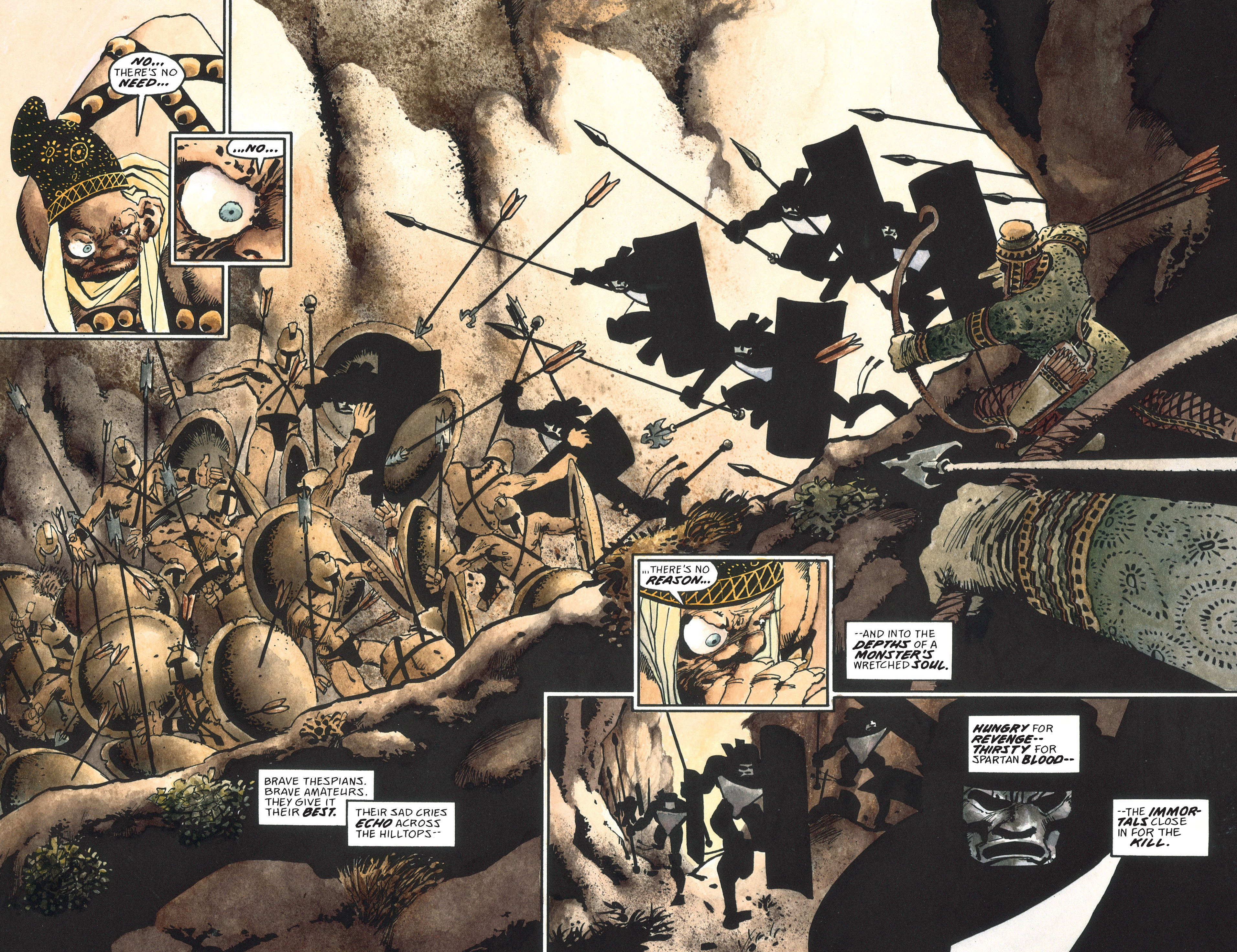 Read online 300 comic -  Issue #300 TPB - 73