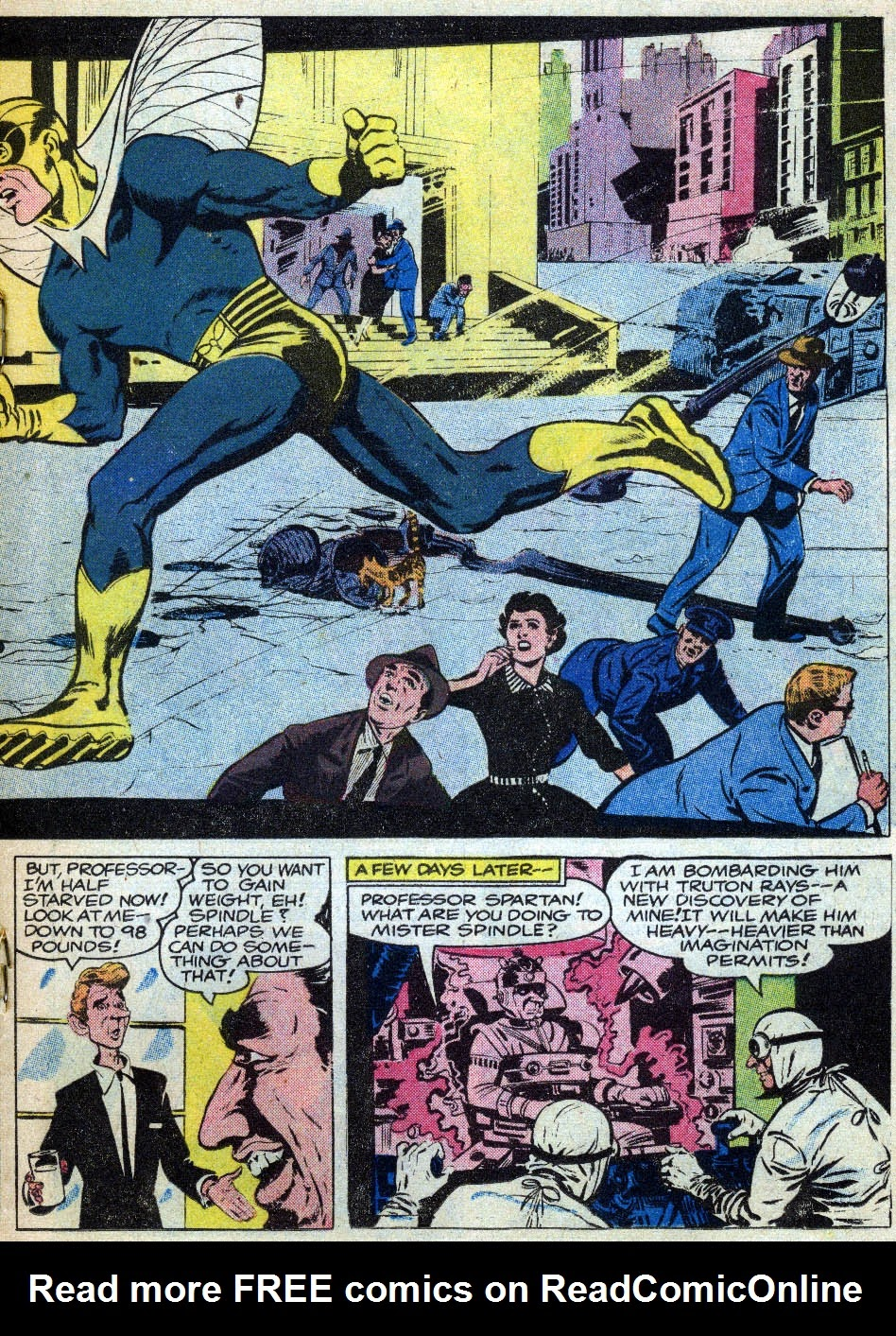 The Fly (1959) issue 3 - Page 19