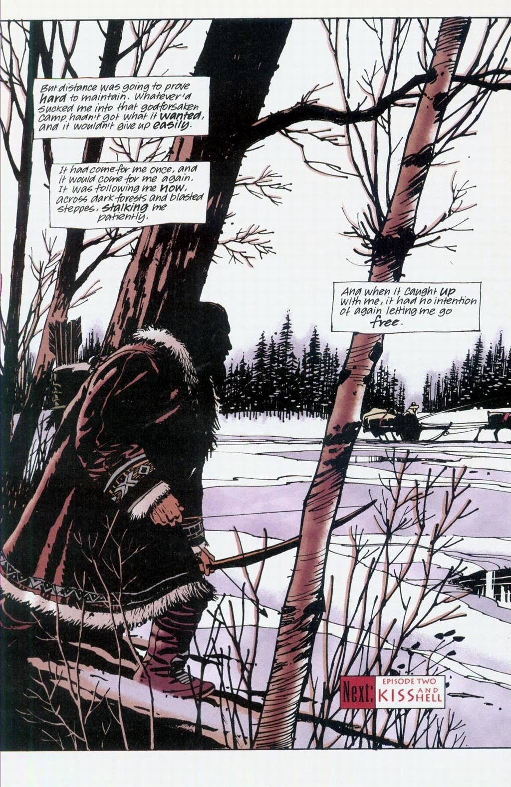 Muktuk Wolfsbreath: Hard-Boiled Shaman issue 1 - Page 25