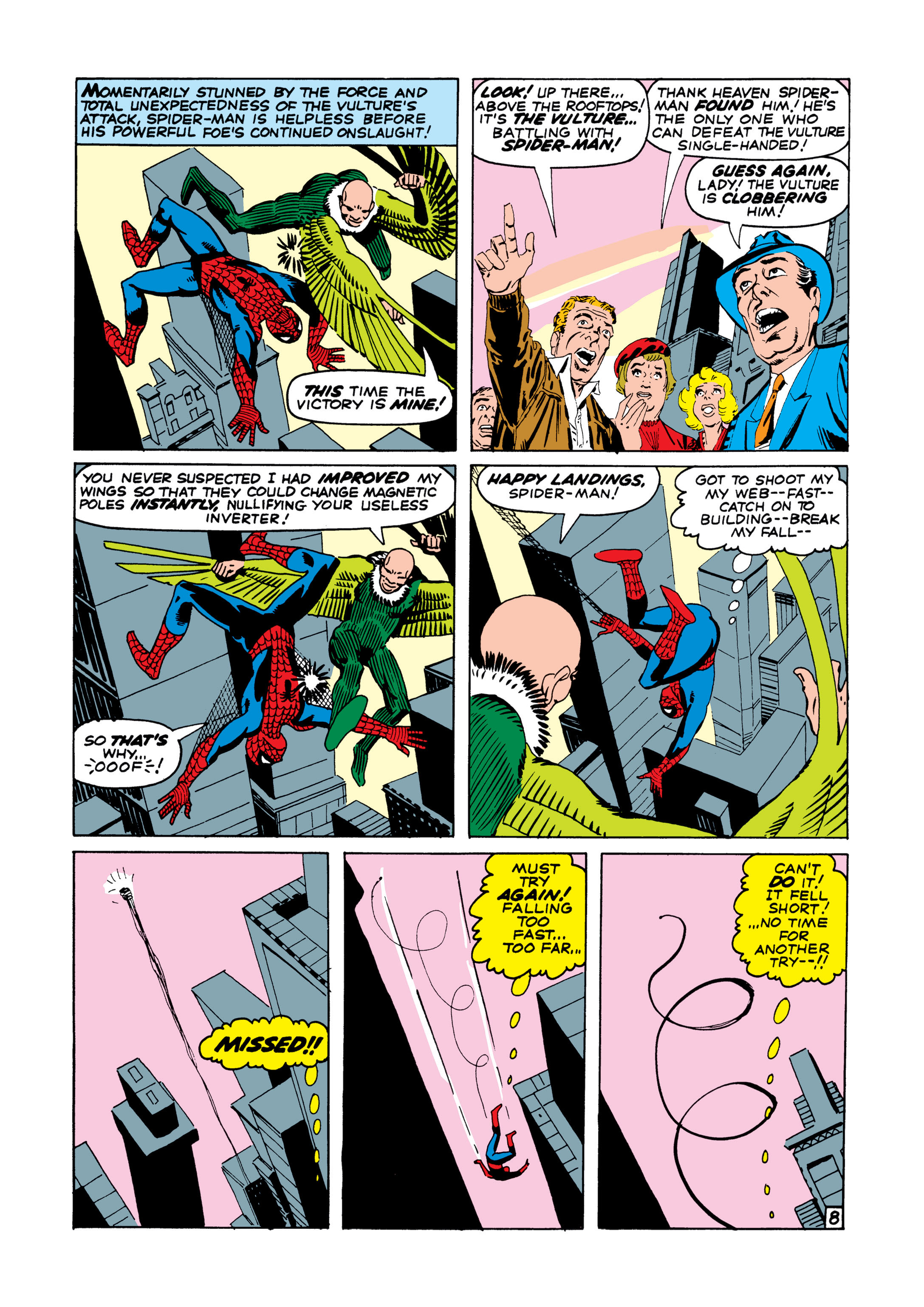 The Amazing Spider-Man (1963) 7 Page 8