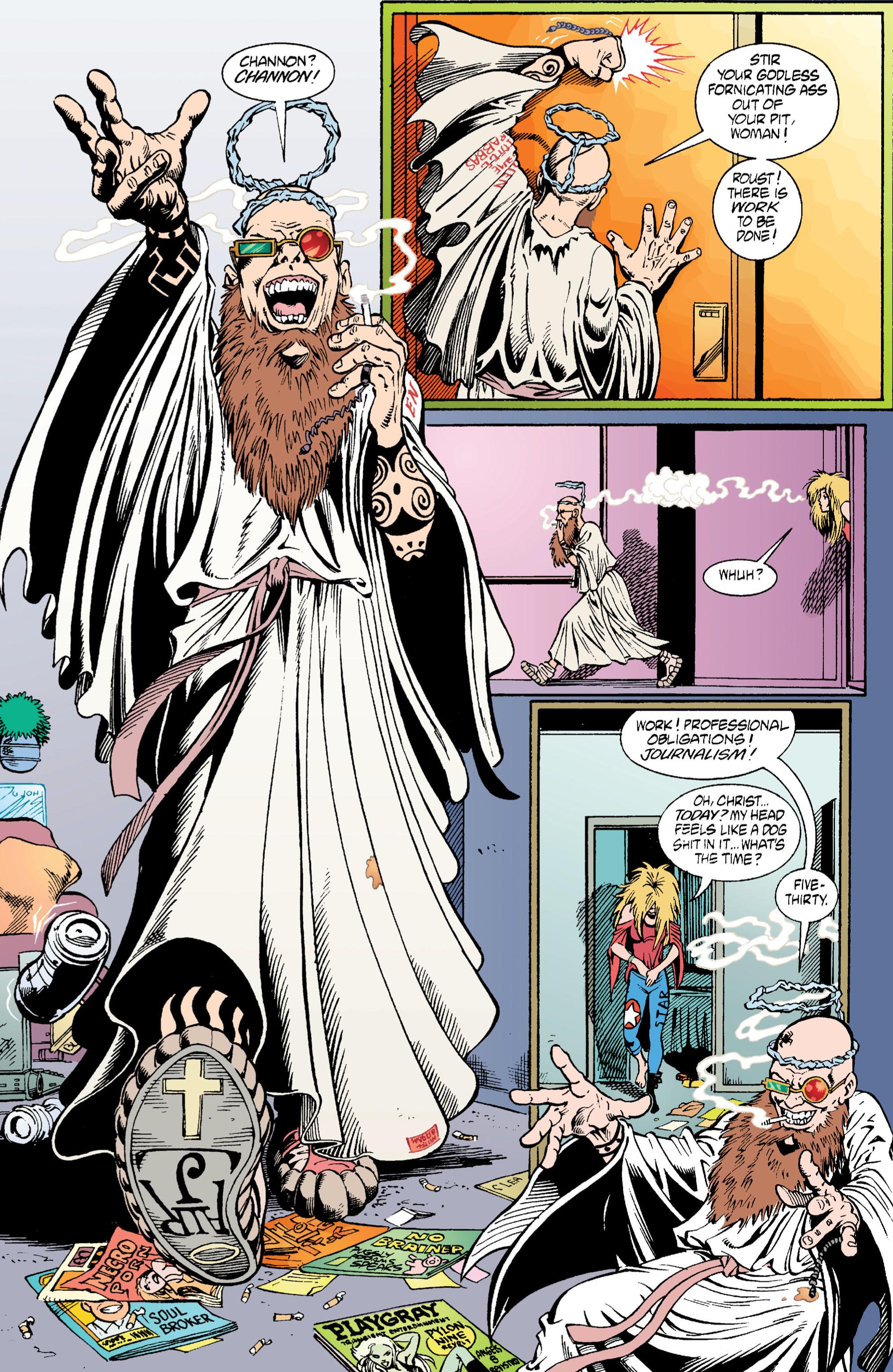 Read online Transmetropolitan comic -  Issue #6 - 3