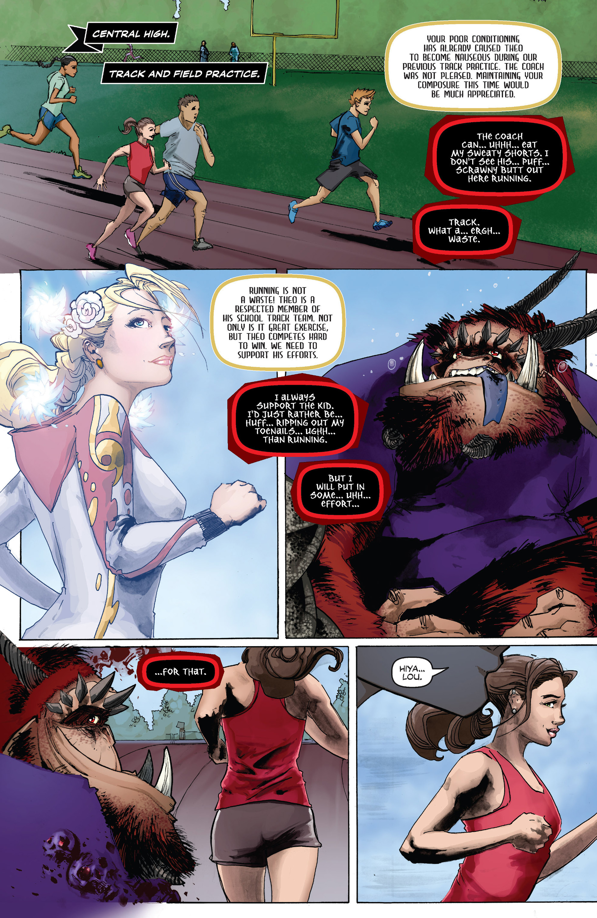 Read online Shrugged (2013) comic -  Issue #3 - 5