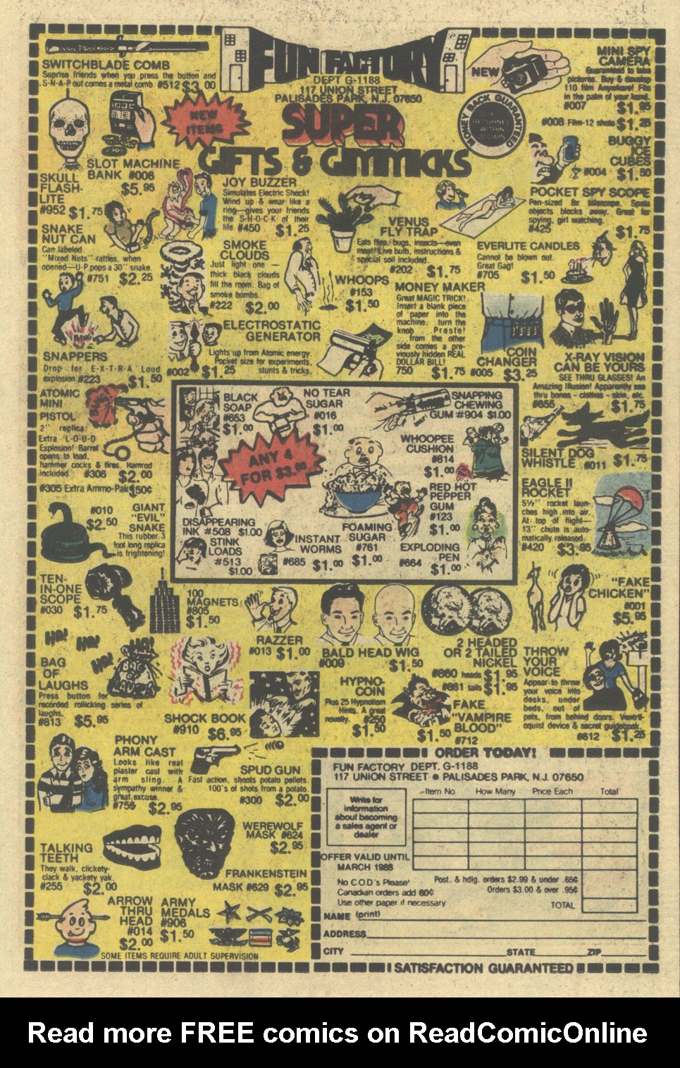 Read online Uncle Scrooge (1953) comic -  Issue #176 - 19