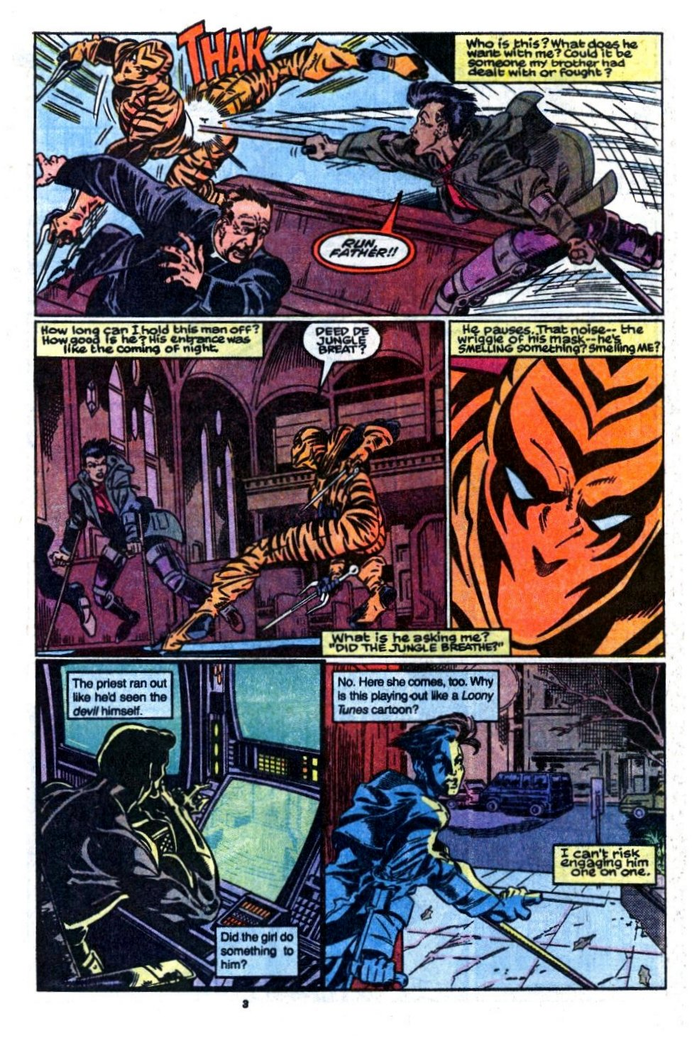 The New Warriors Issue #7 #11 - English 4