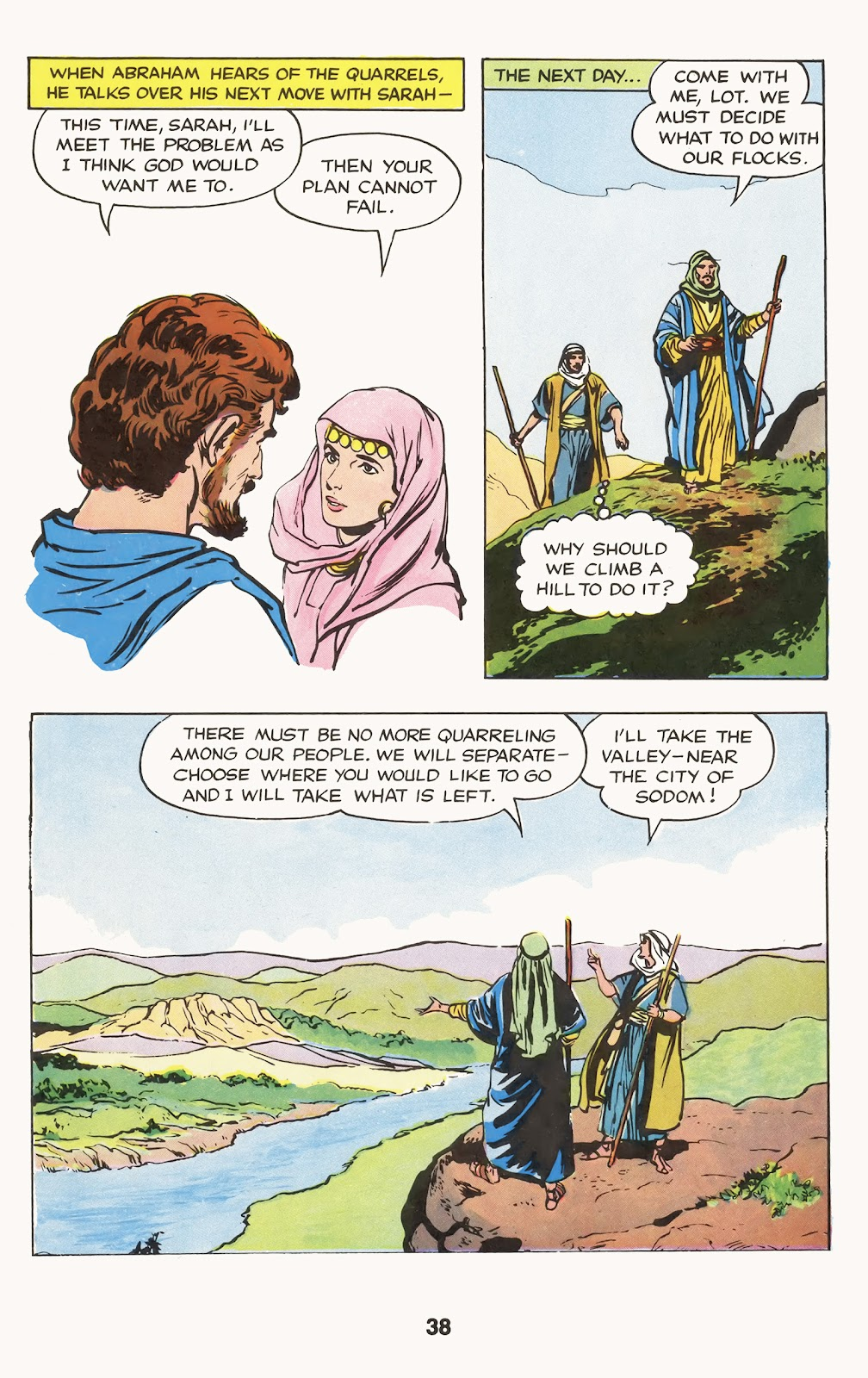 The Picture Bible issue TPB (Part 1) - Page 40