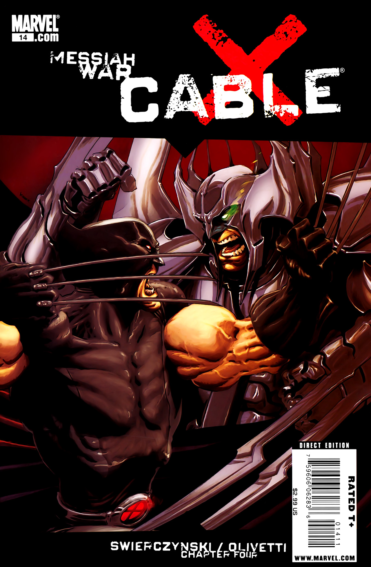 Cable (2008) 14 Page 1
