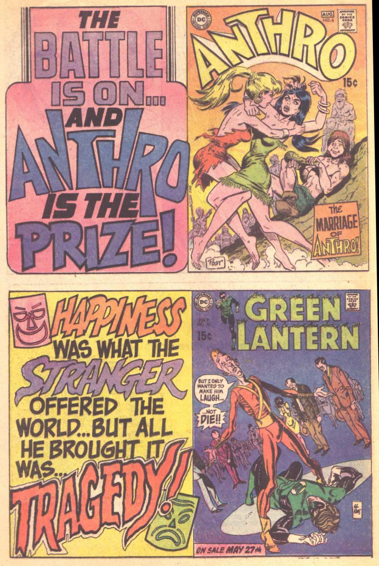 Read online Adventure Comics (1938) comic -  Issue #382 - 20