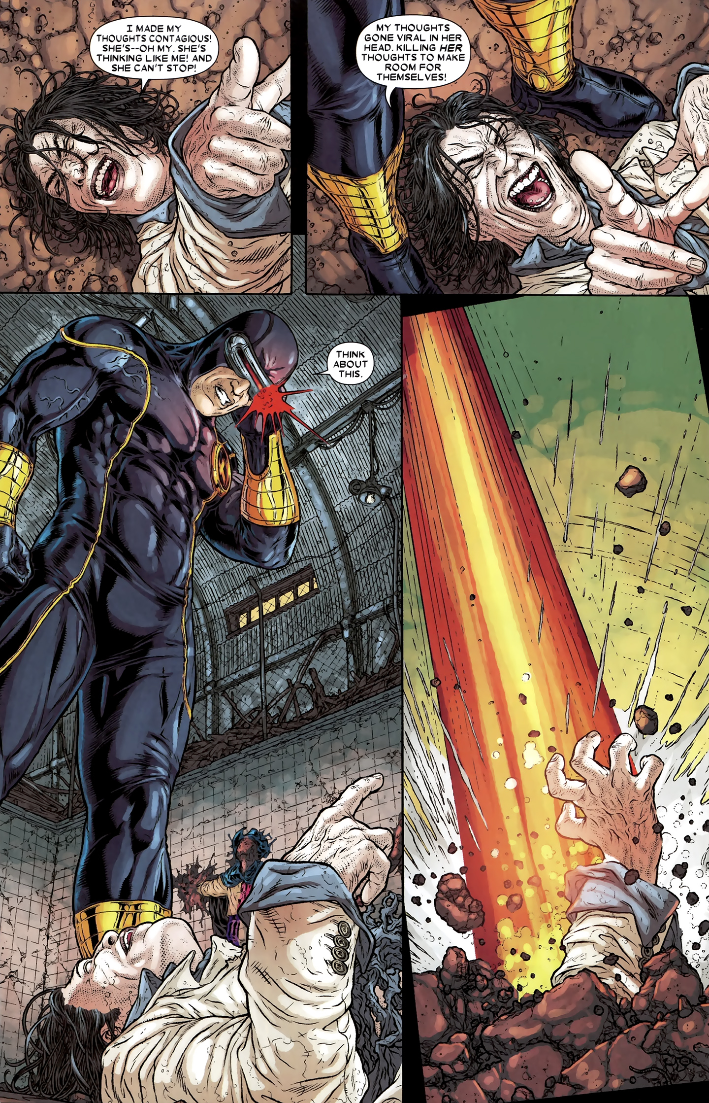 Read online Wolverine: The Best There Is comic -  Issue #12 - 12