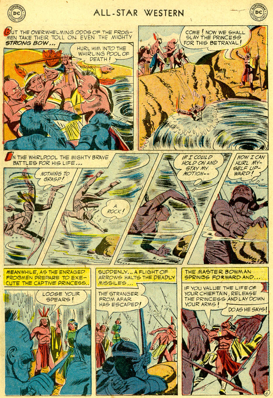 Read online All-Star Western (1951) comic -  Issue #68 - 14