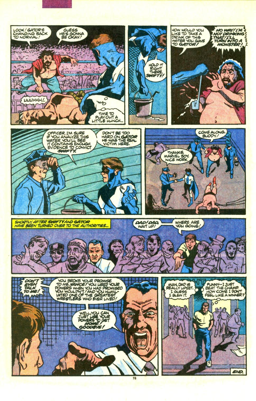 Marvel Super-Heroes (1990) 7 Page 71