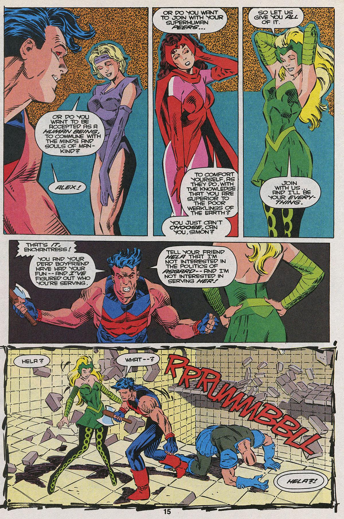Read online Wonder Man (1991) comic -  Issue #22 - 11