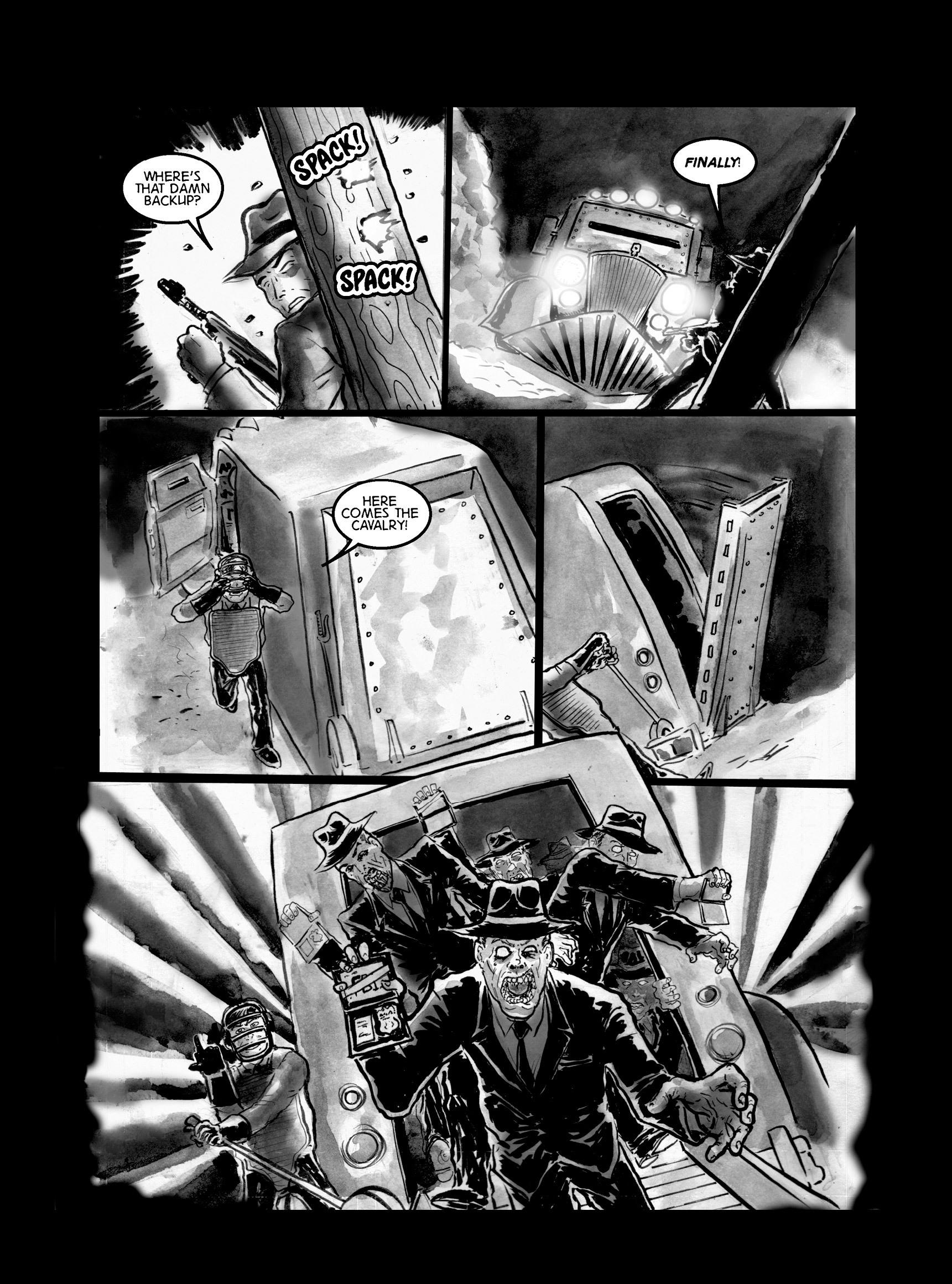 Read online FUBAR comic -  Issue #3 - 246