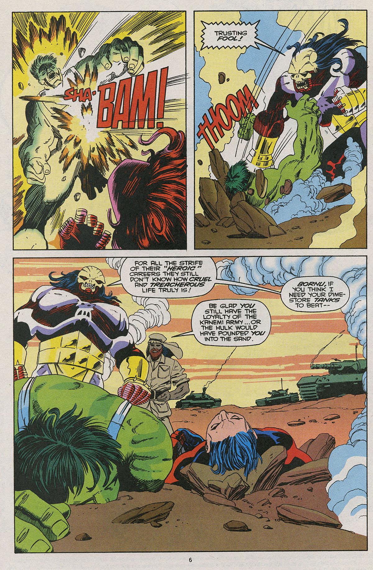 Read online Wonder Man (1991) comic -  Issue #27 - 6