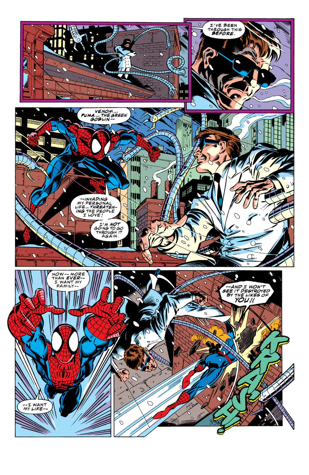 The Amazing Spider-Man (1963) 398 Page 10