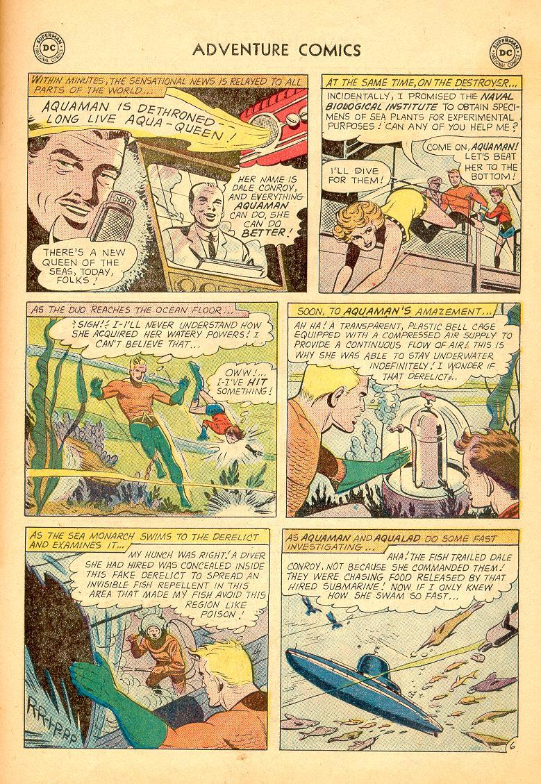Read online Adventure Comics (1938) comic -  Issue #274 - 23