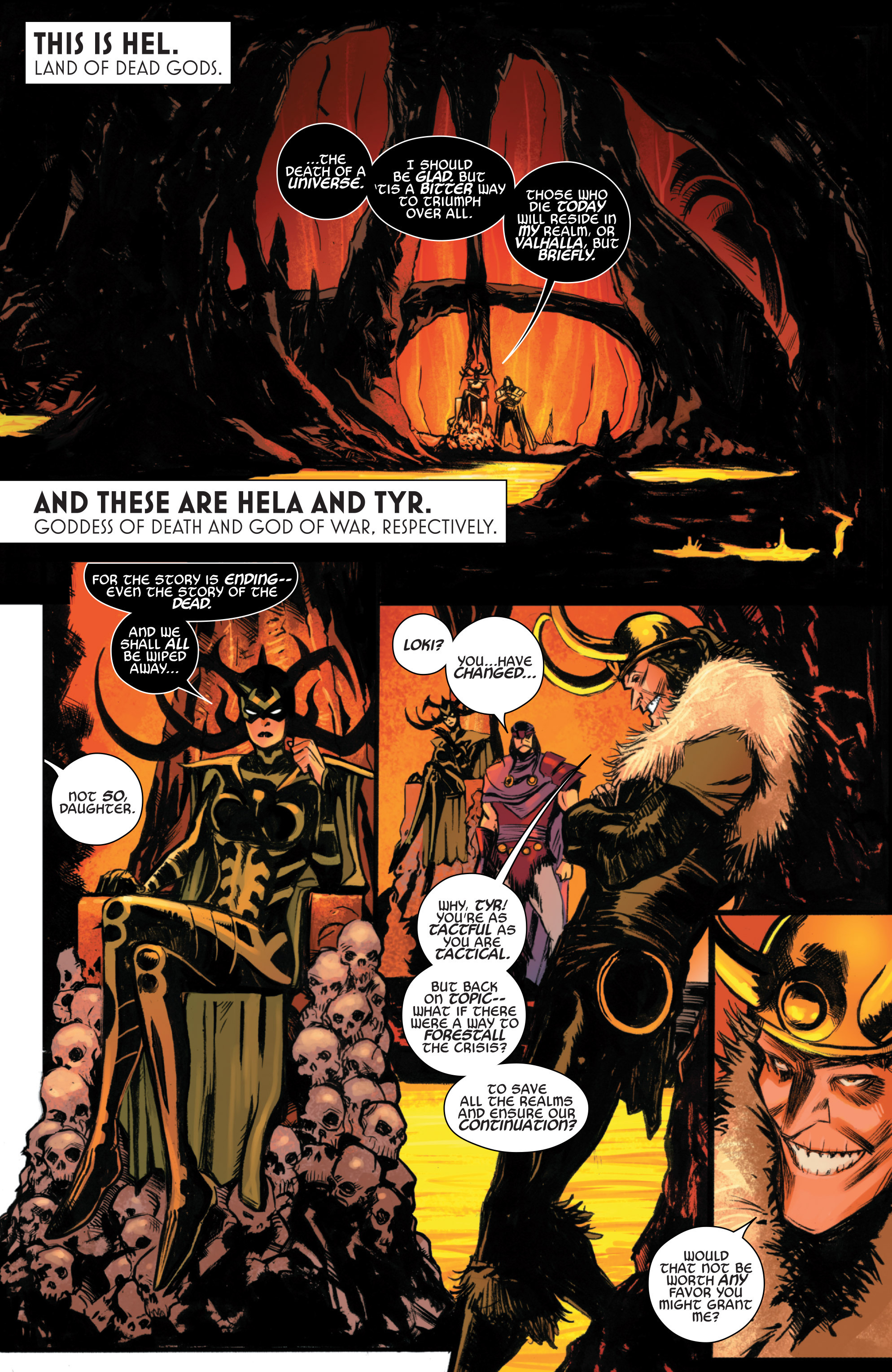 Read online Secret Wars: Last Days of the Marvel Universe comic -  Issue # TPB (Part 1) - 61