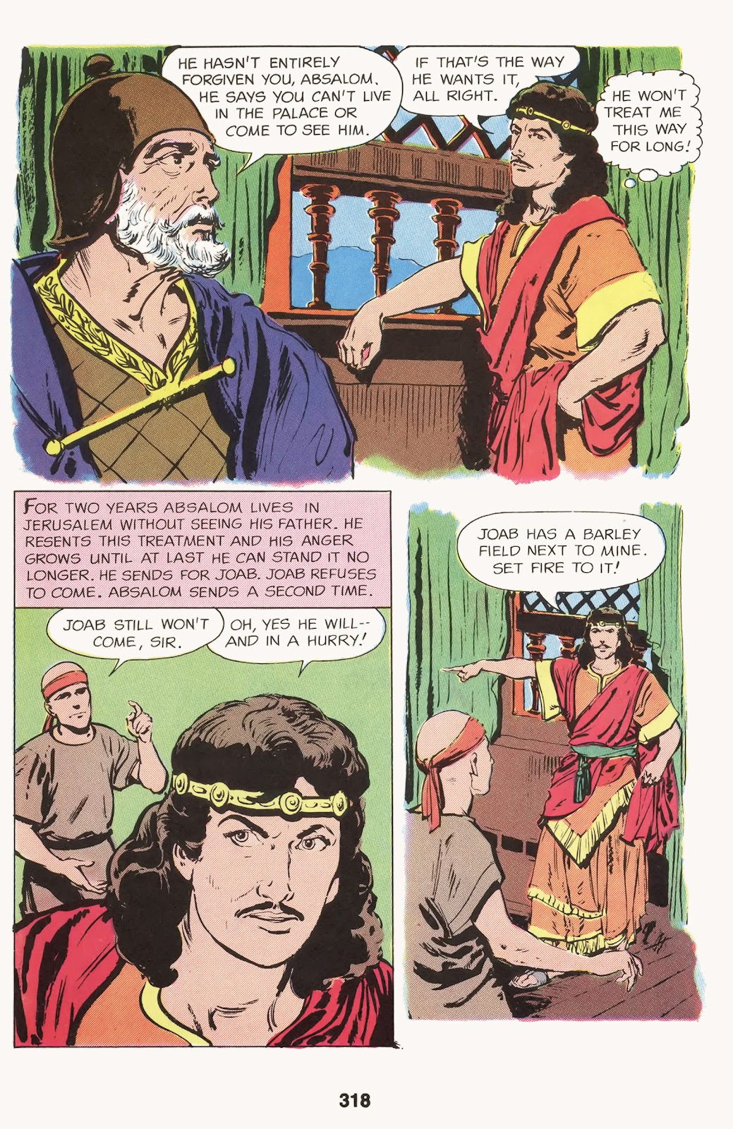 The Picture Bible issue TPB (Part 4) - Page 21