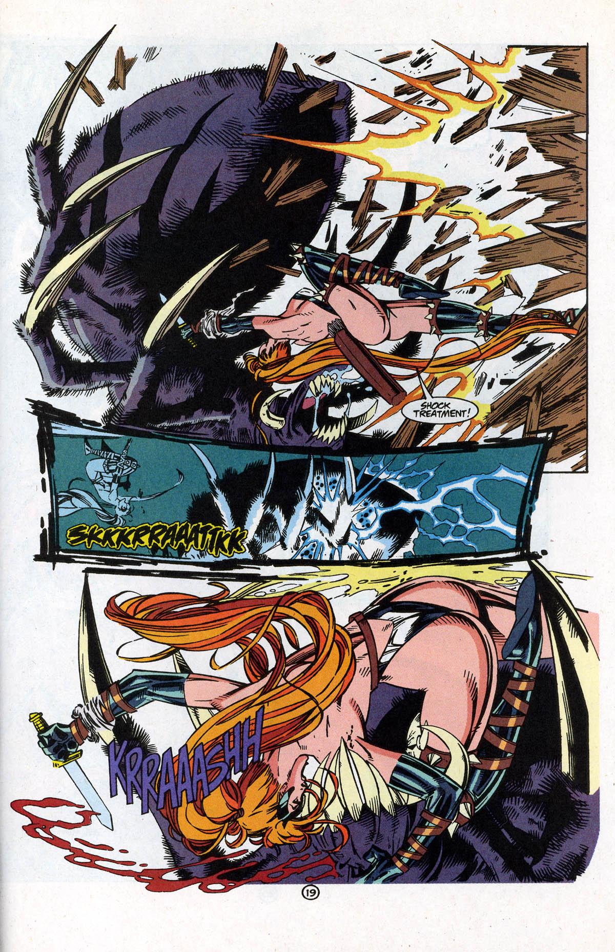 Read online Artemis: Requiem comic -  Issue #3 - 28