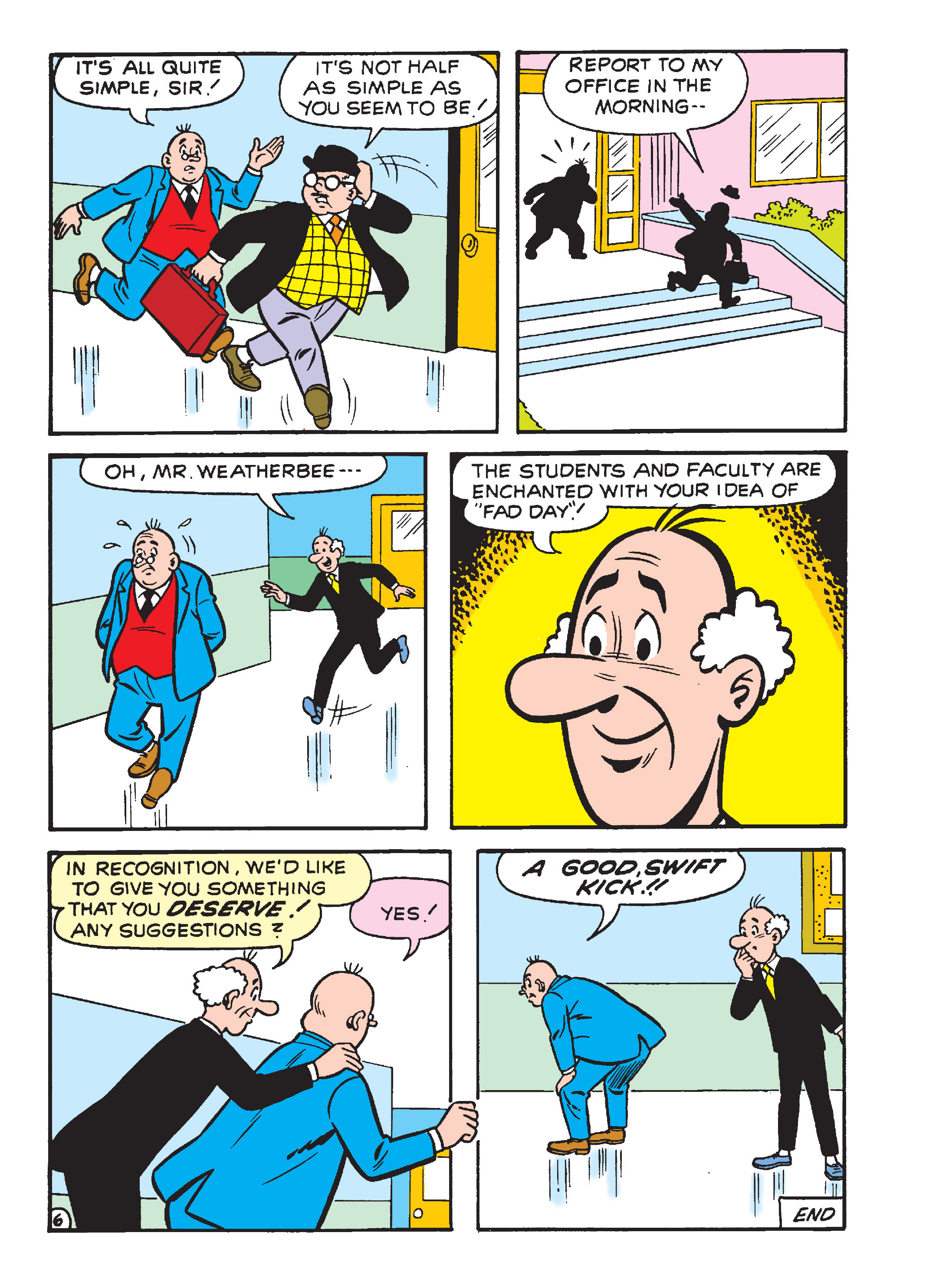 Read online Archie 1000 Page Comics Blowout! comic -  Issue # TPB (Part 4) - 93