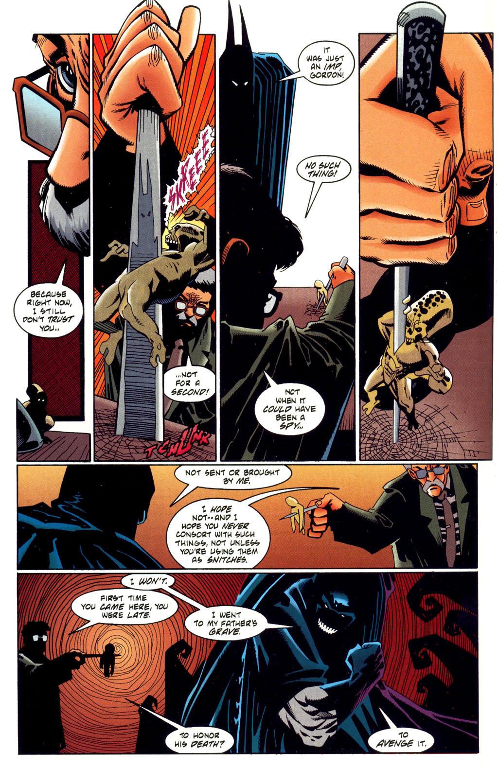 Read online Batman: Haunted Gotham comic -  Issue #2 - 6