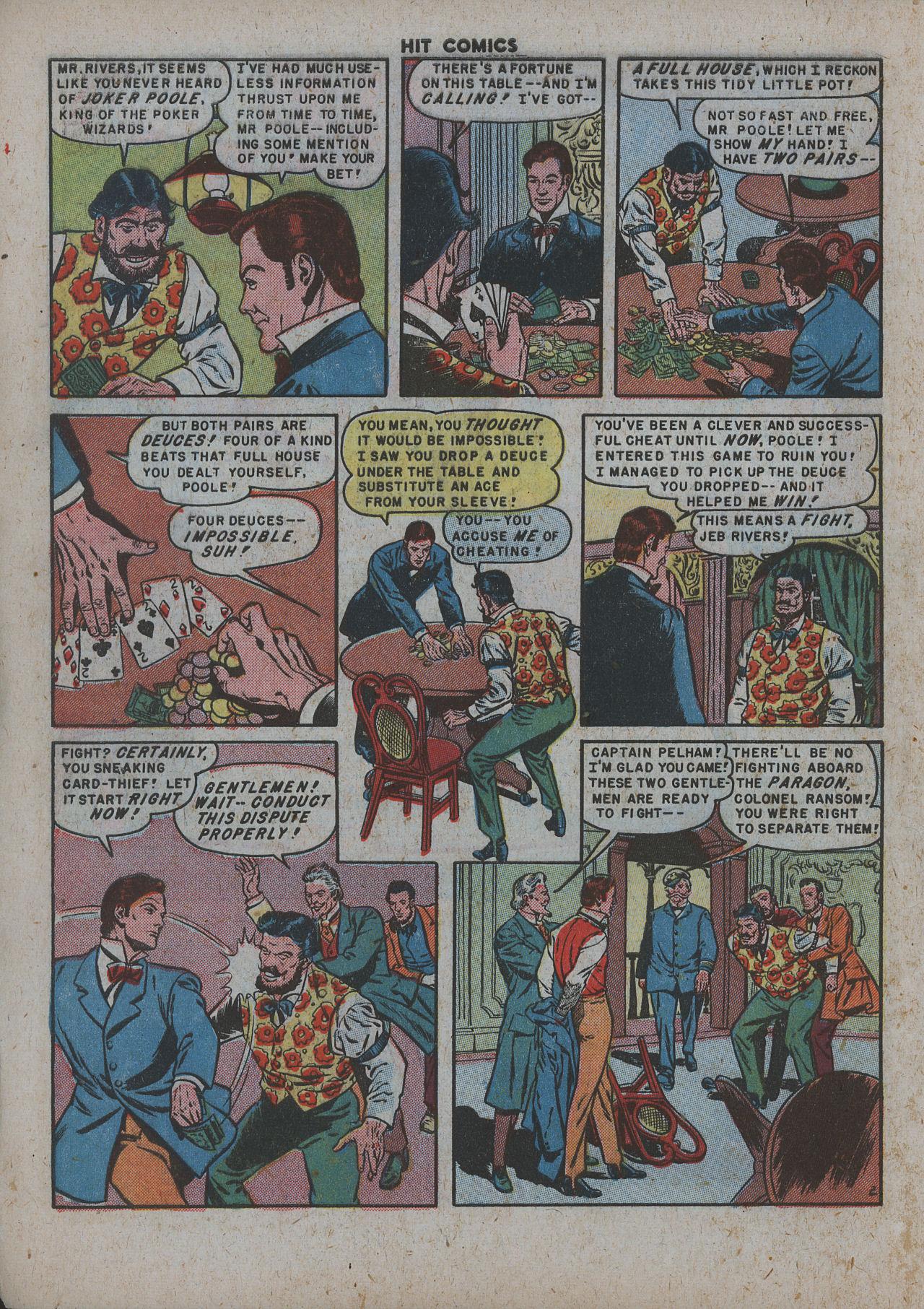 Read online Hit Comics comic -  Issue #63 - 4