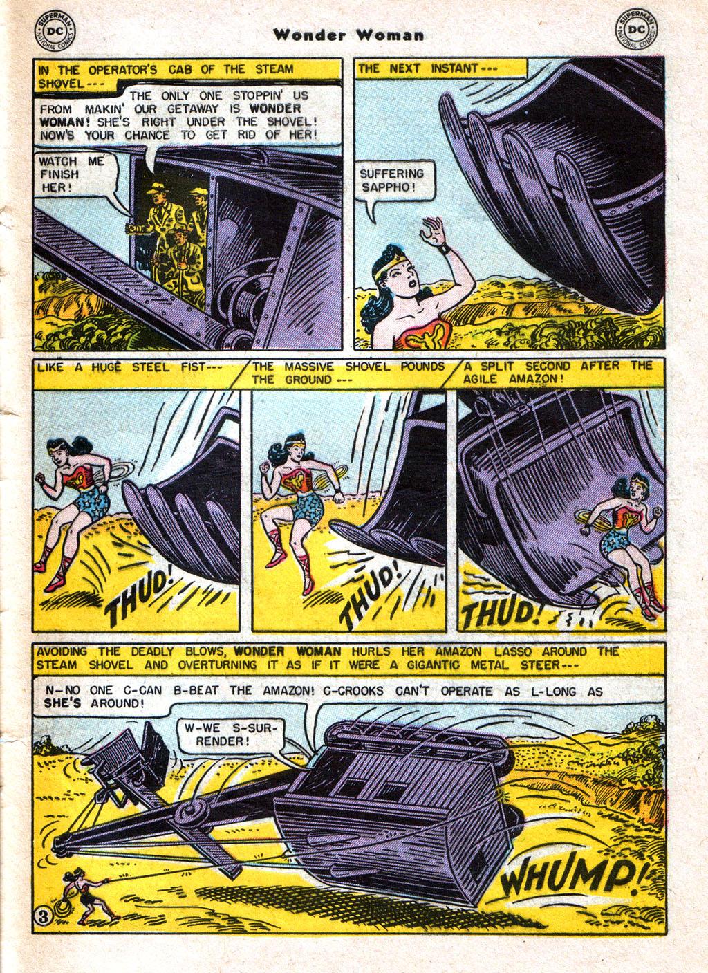 Read online Wonder Woman (1942) comic -  Issue #77 - 27