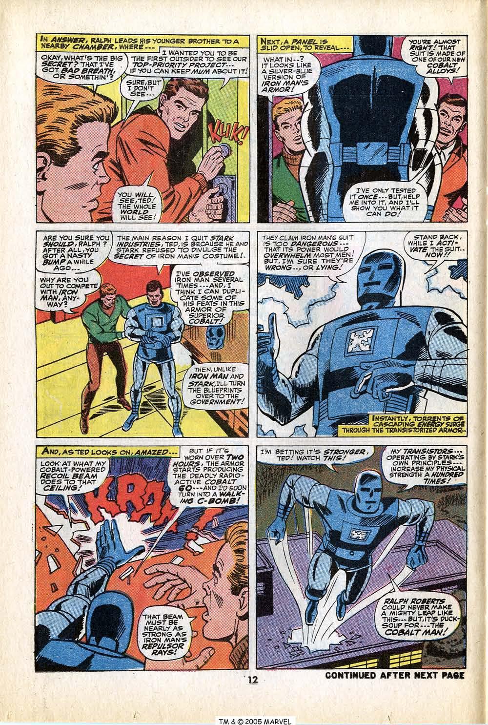 Uncanny X-Men (1963) 79 Page 13