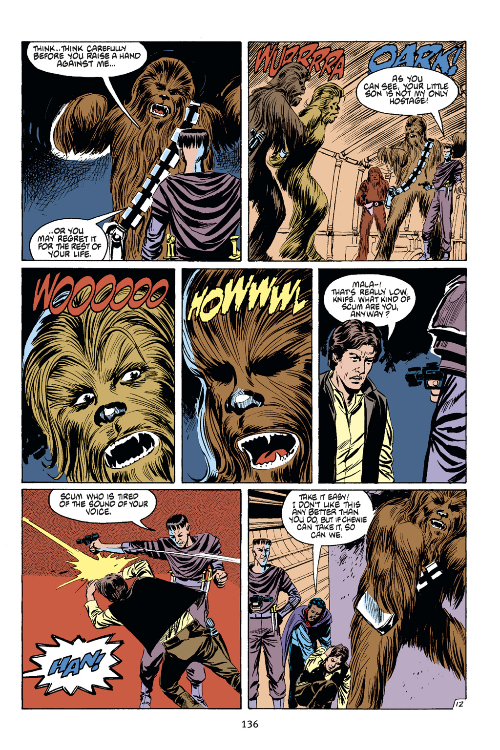 Read online Star Wars Omnibus comic -  Issue # Vol. 21 - 130
