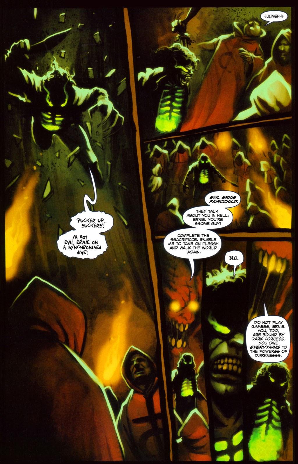 Read online Evil Ernie in Santa Fe comic -  Issue #4 - 12
