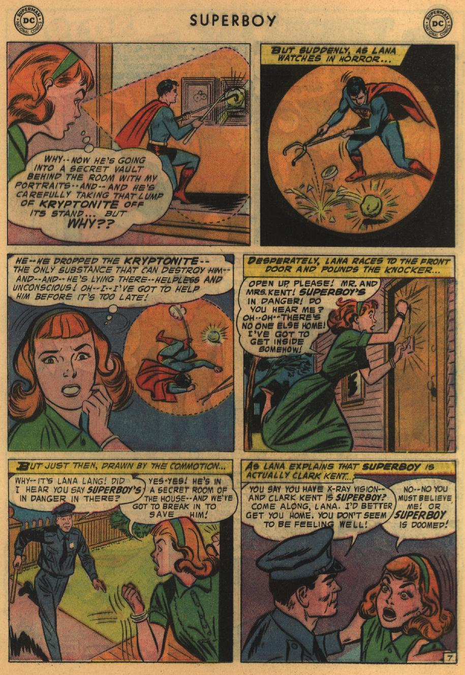 Superboy (1949) issue 64 - Page 17