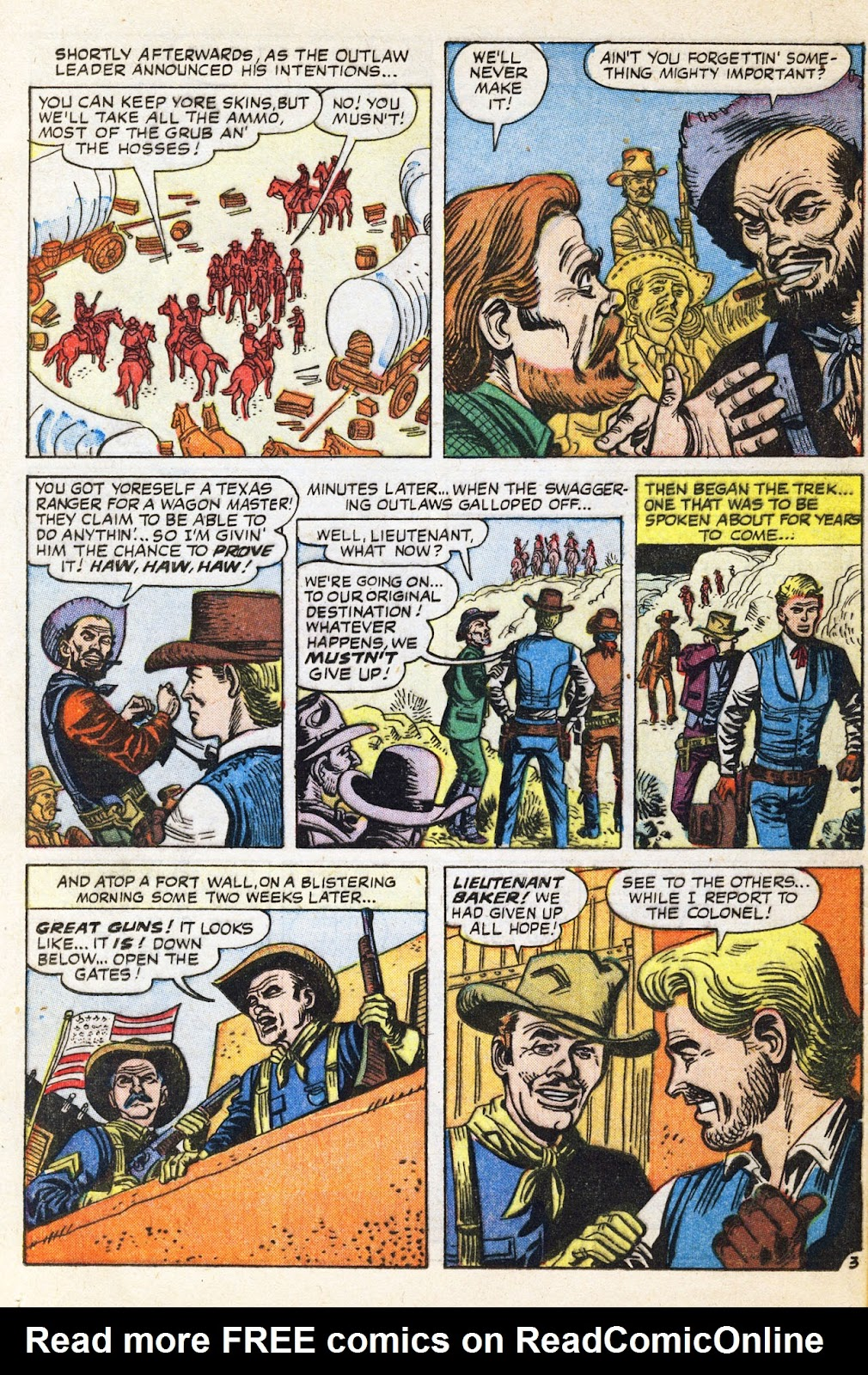 Gunsmoke Western issue 38 - Page 12