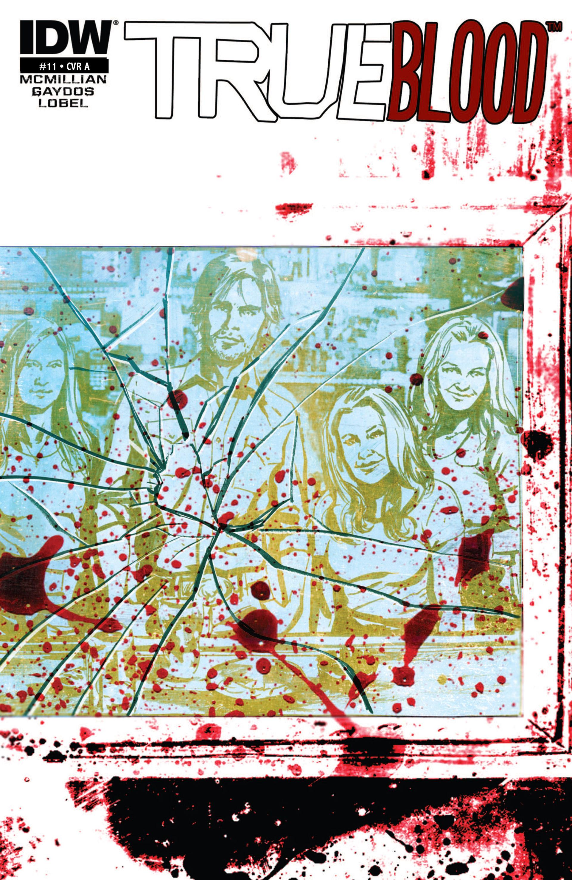 Read online True Blood (2012) comic -  Issue #11 - 1