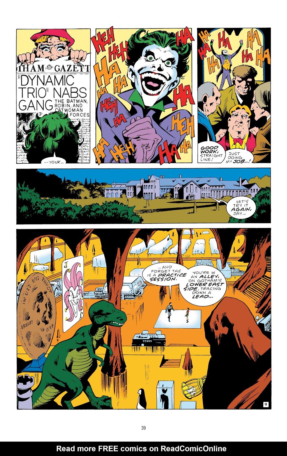 Read online Detective Comics (1937) comic -  Issue # _TPB Batman - The Dark Knight Detective 1 (Part 1) - 39