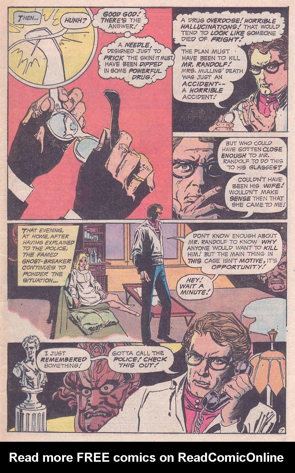 Read online Adventure Comics (1938) comic -  Issue #428 - 33