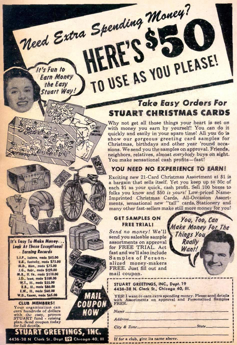 Read online Adventure Comics (1938) comic -  Issue #215 - 35