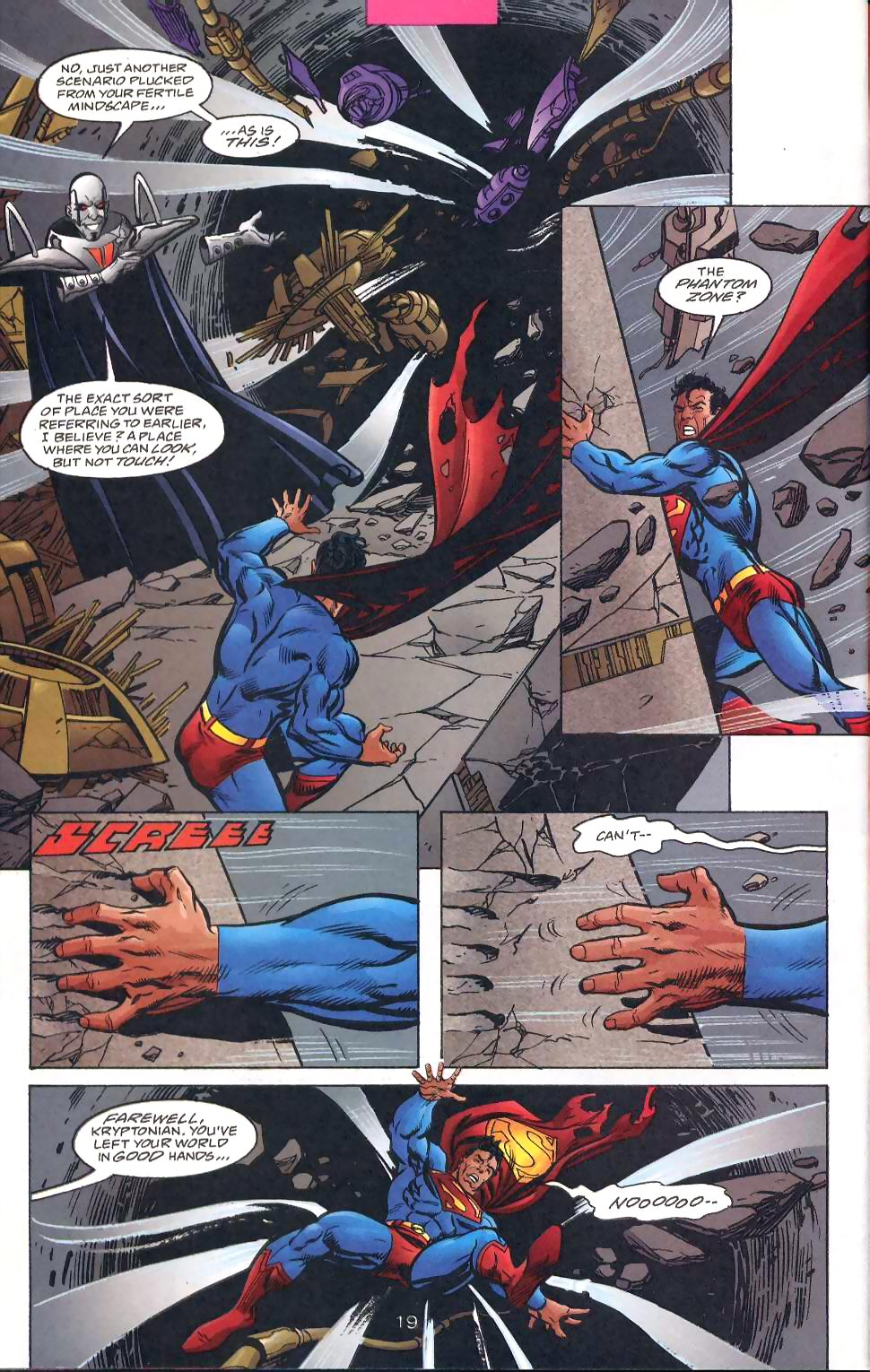 Read online Adventures of Superman (1987) comic -  Issue #567 - 21