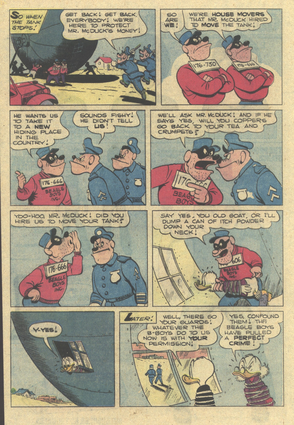 Read online Uncle Scrooge (1953) comic -  Issue #172 - 20