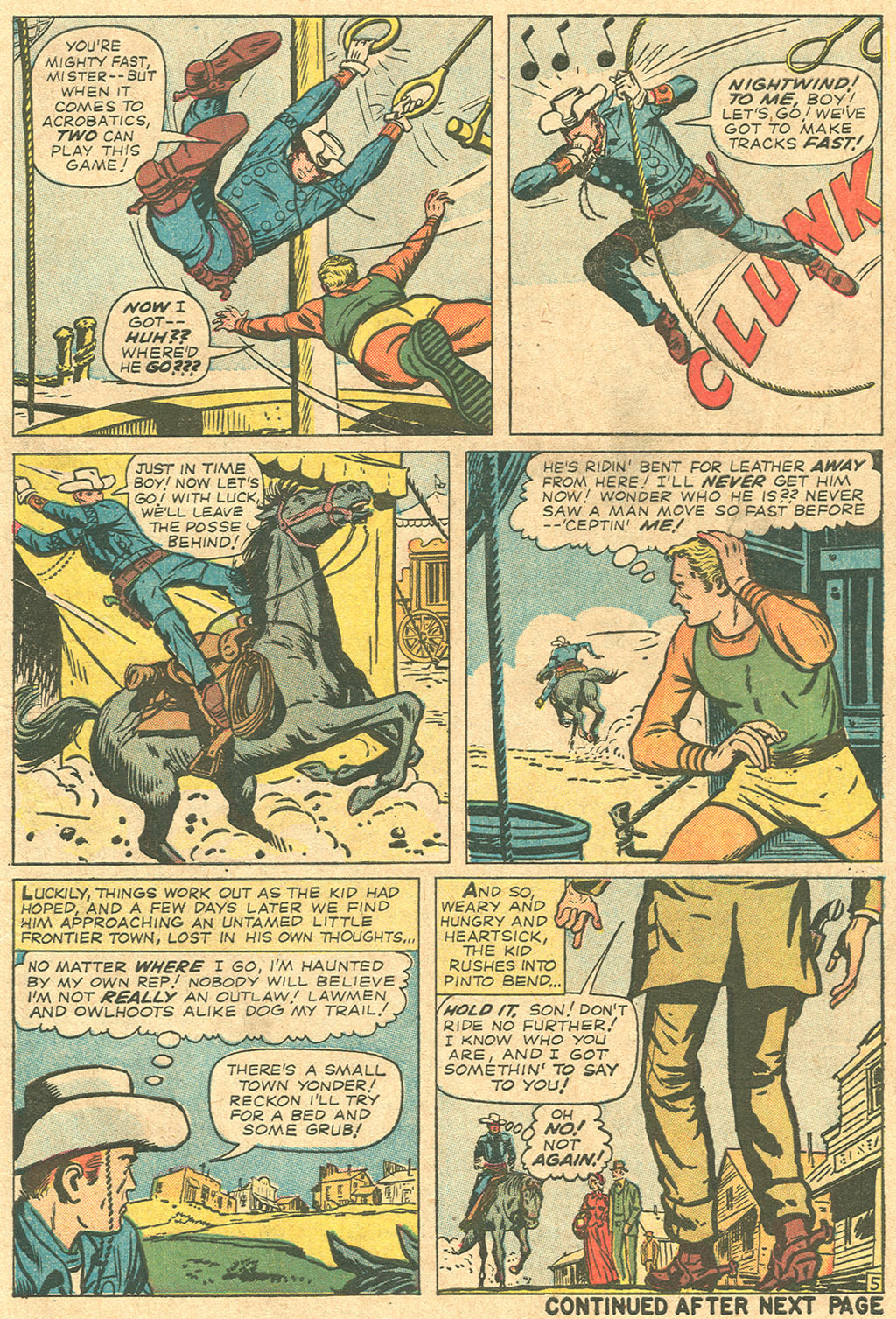 The Rawhide Kid (1955) issue 37 - Page 7