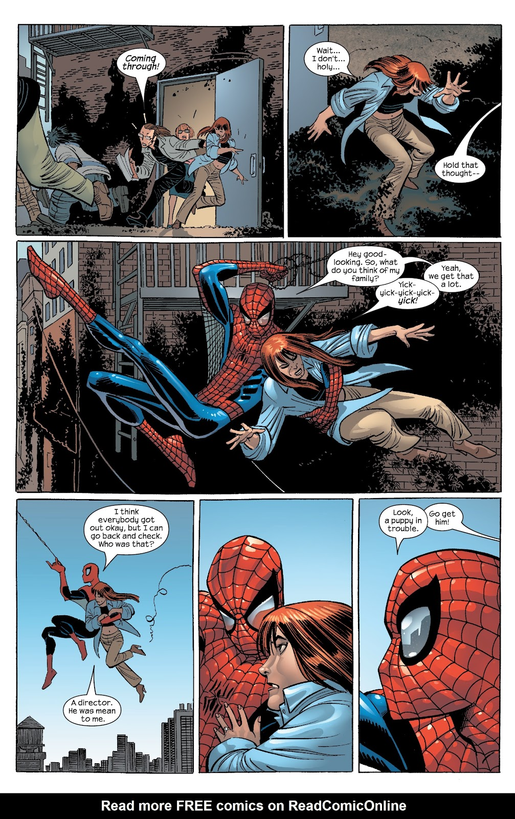The Amazing Spider-Man by JMS Ultimate Collection issue TPB 3 (Part 2) - Page 1
