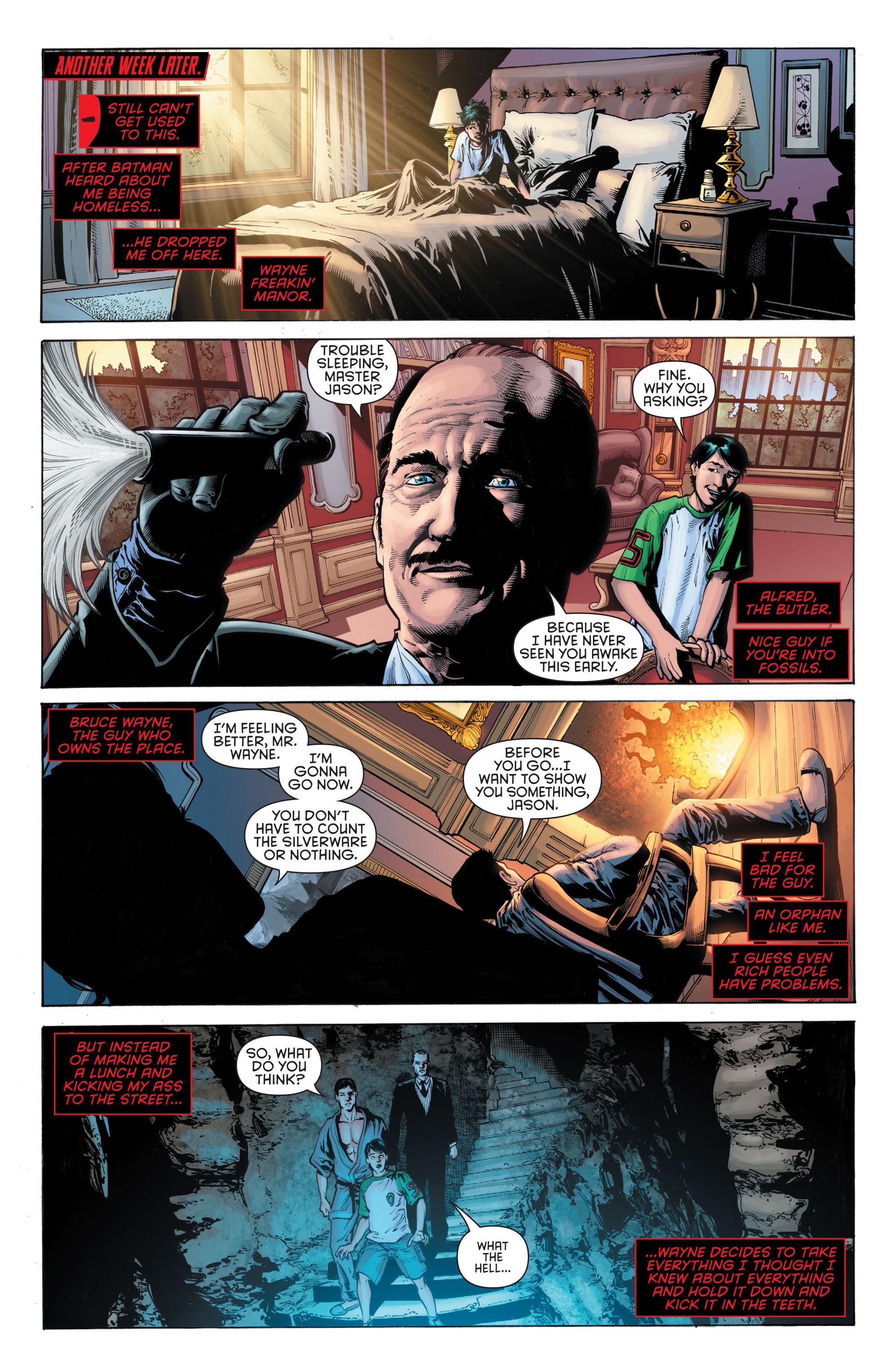 Read online Secret Origins (2014) comic -  Issue #5 - 15
