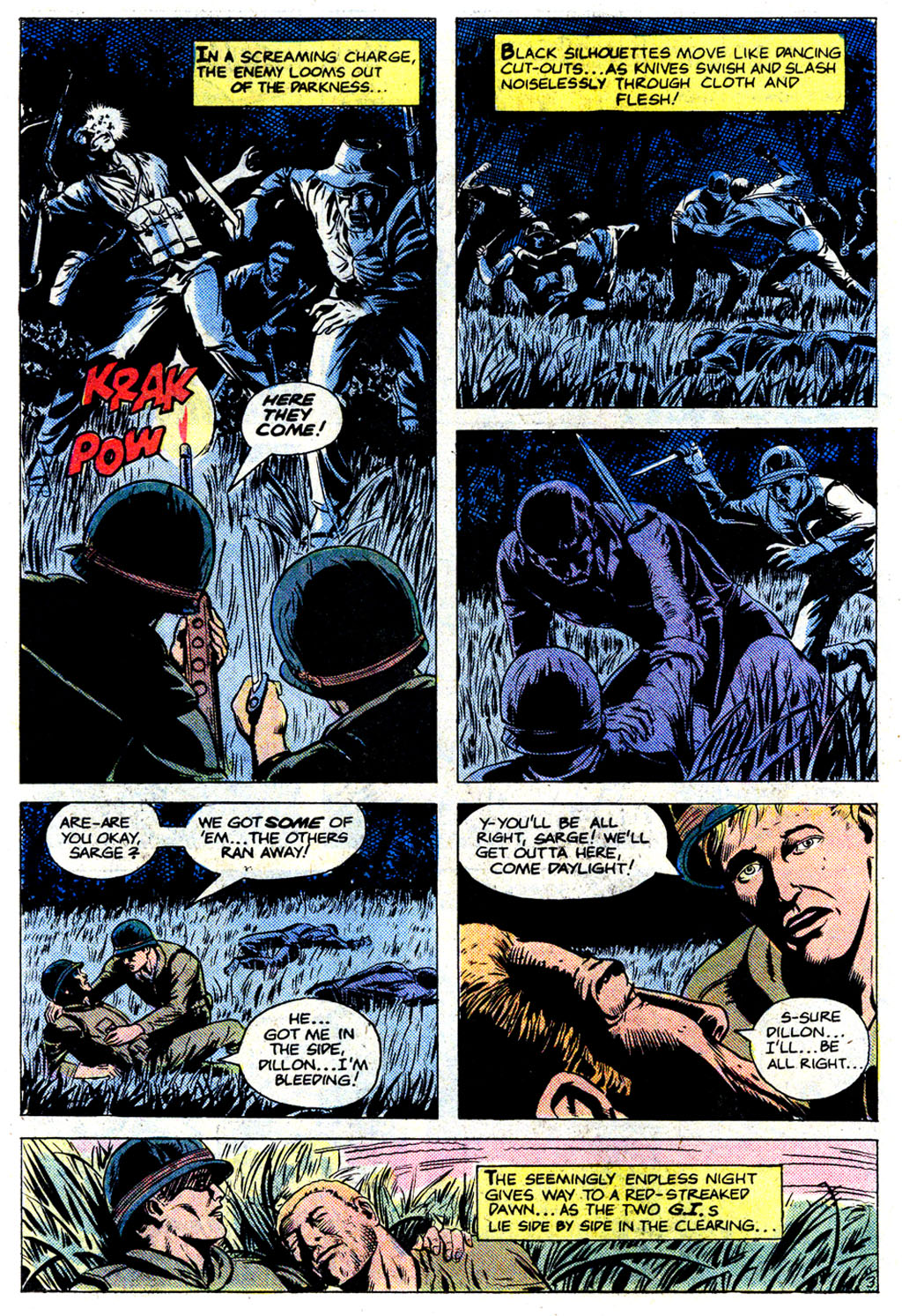 Sgt. Rock issue 360 - Page 21