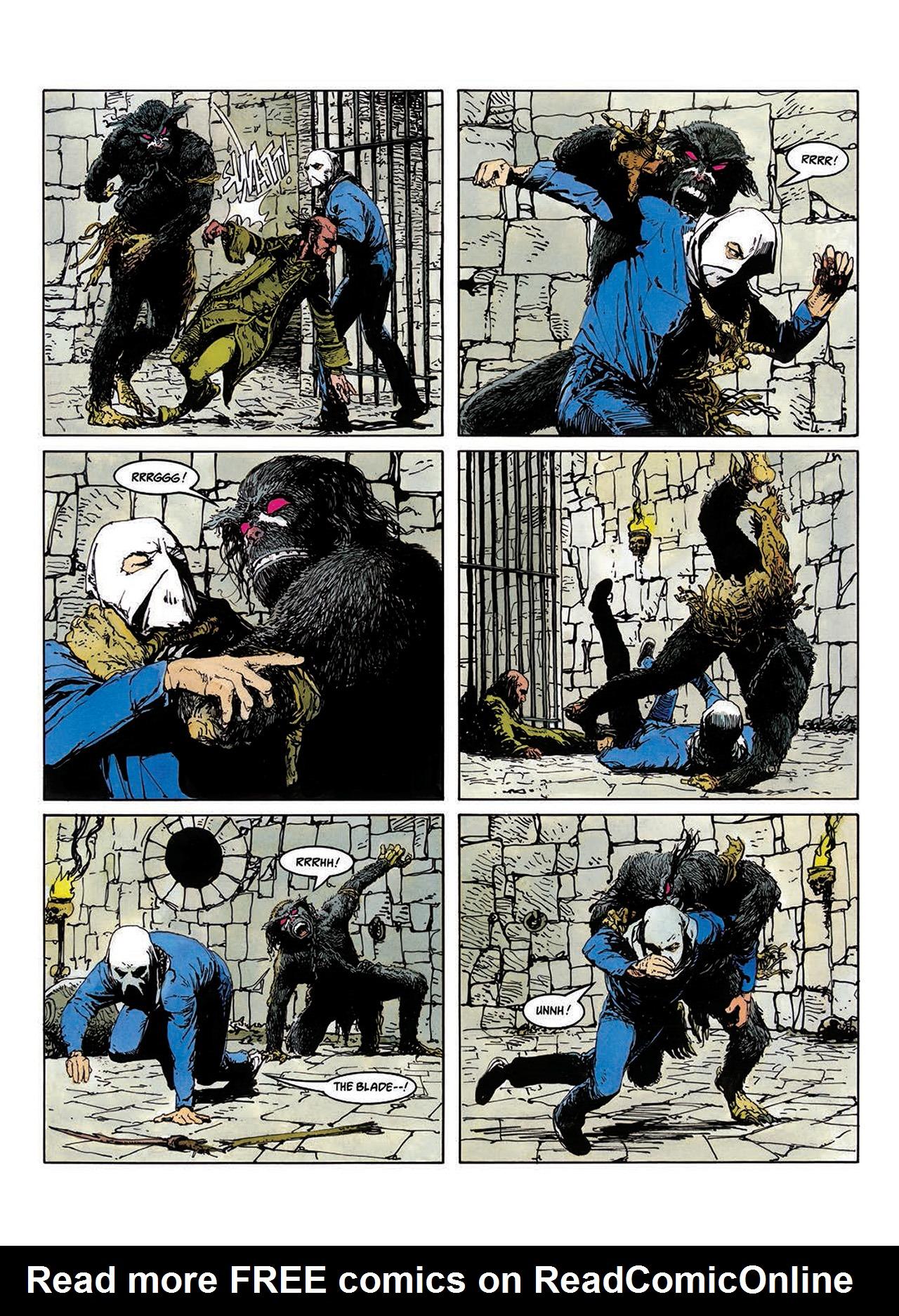 Read online Mazeworld comic -  Issue # TPB - 50