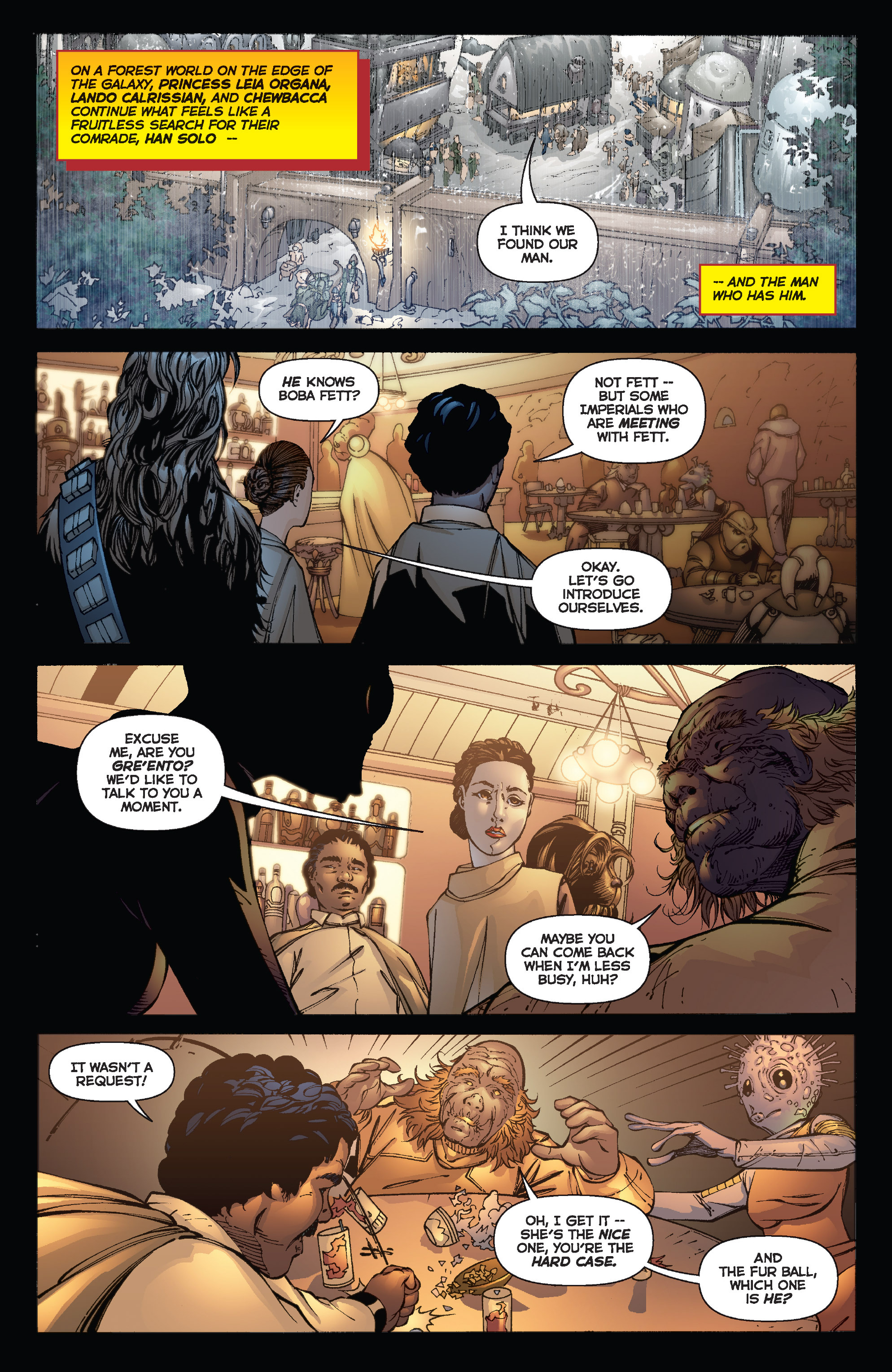 Read online Star Wars Omnibus comic -  Issue # Vol. 27 - 210