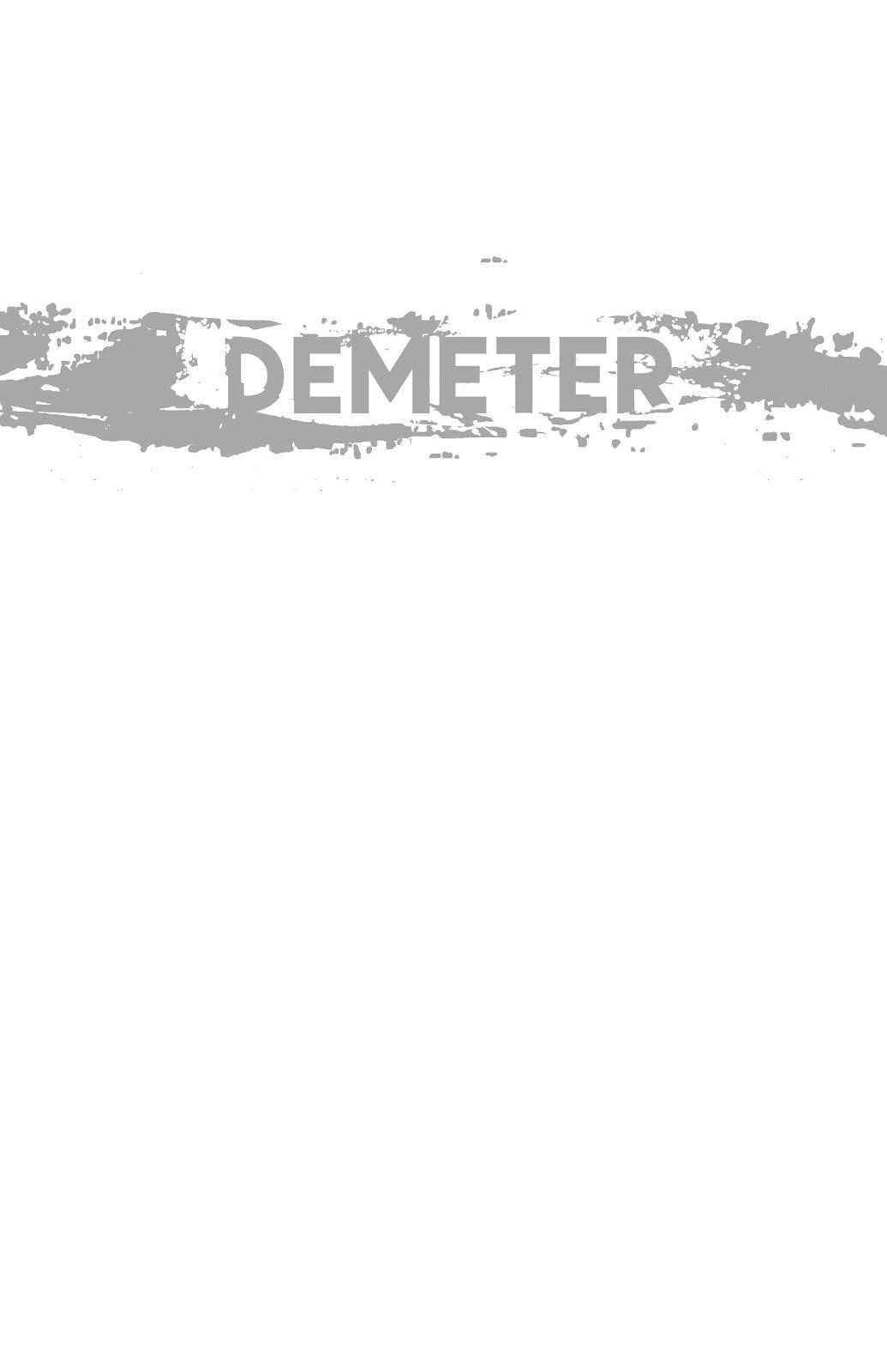 Read online Demeter comic -  Issue # Full - 2